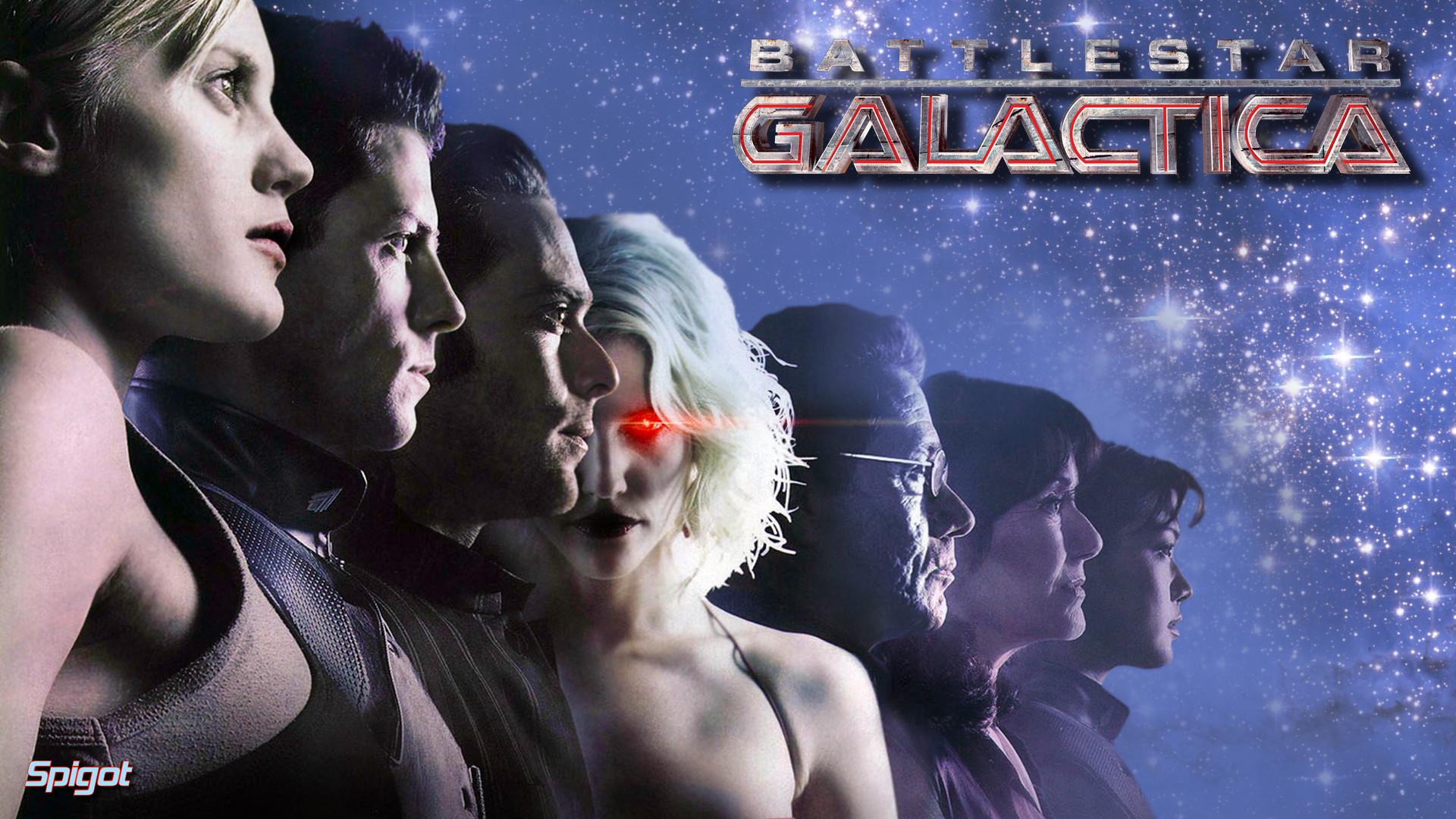 Battlestar galctica movie