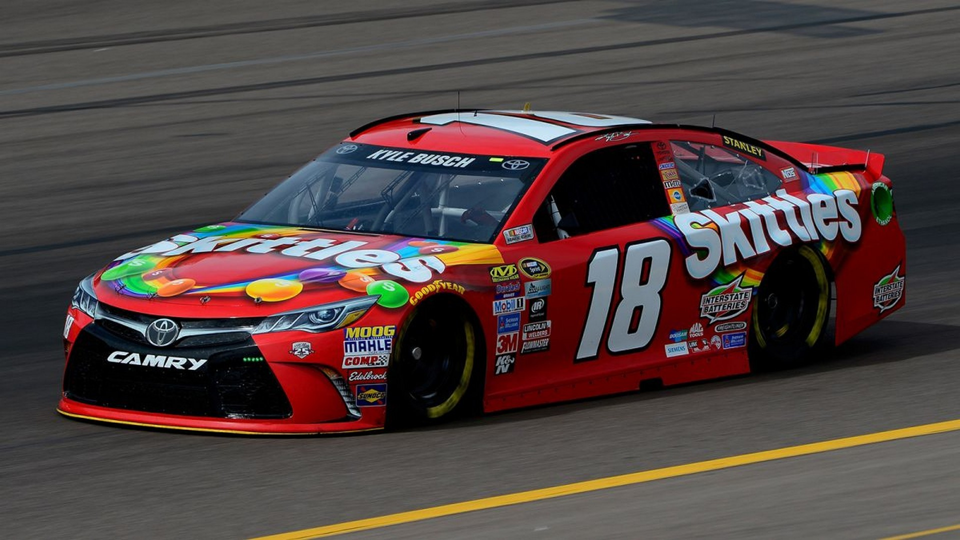 Kyle busch wallpaper 73 images - Pictures of kyle busch s car ...
