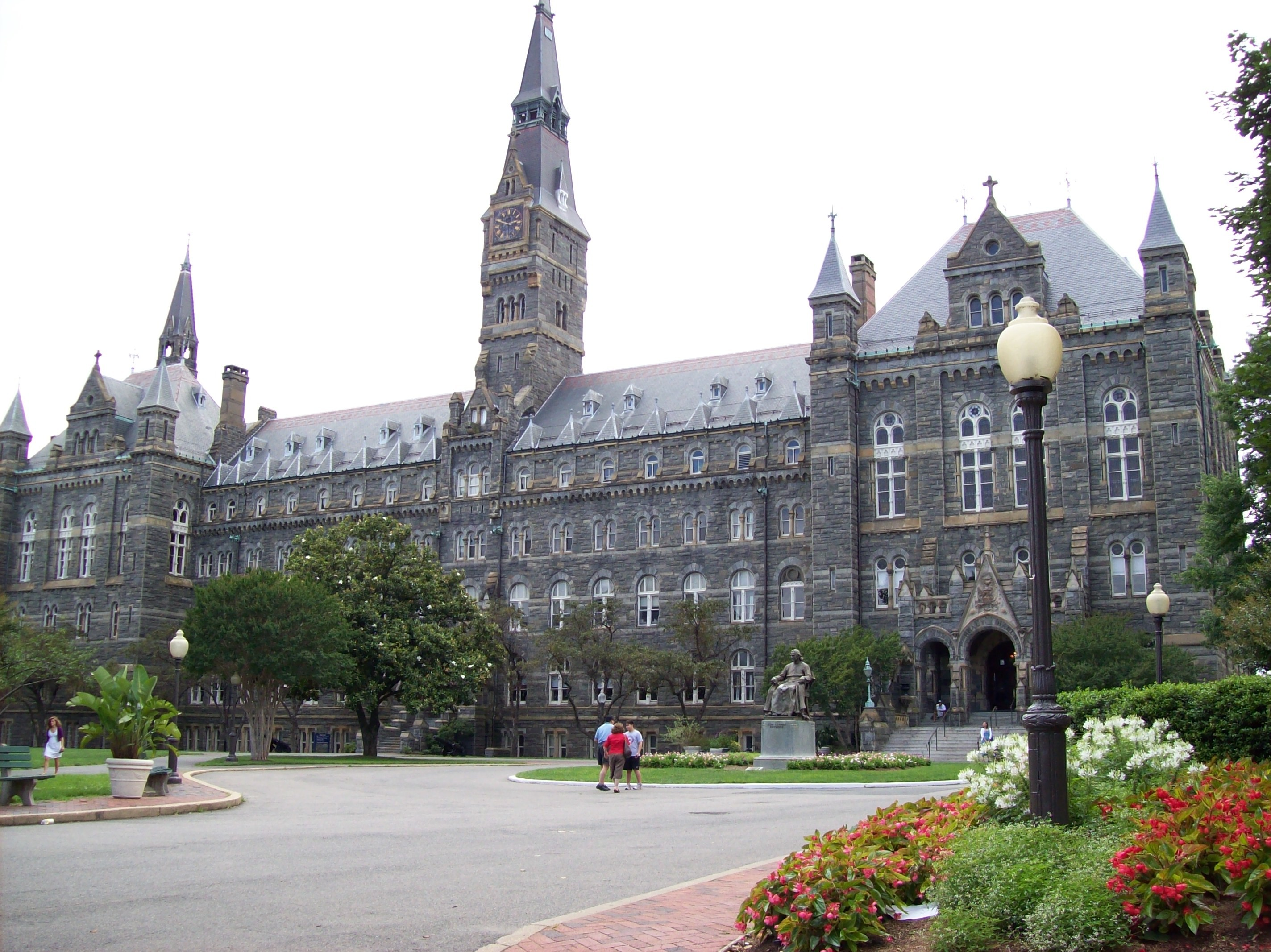 2848x2134 Get to Know Georgetown University