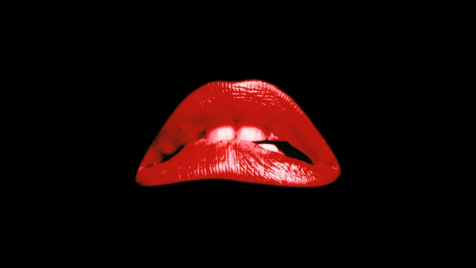 1920x1080 Rocky Horror Picture Show Lips
