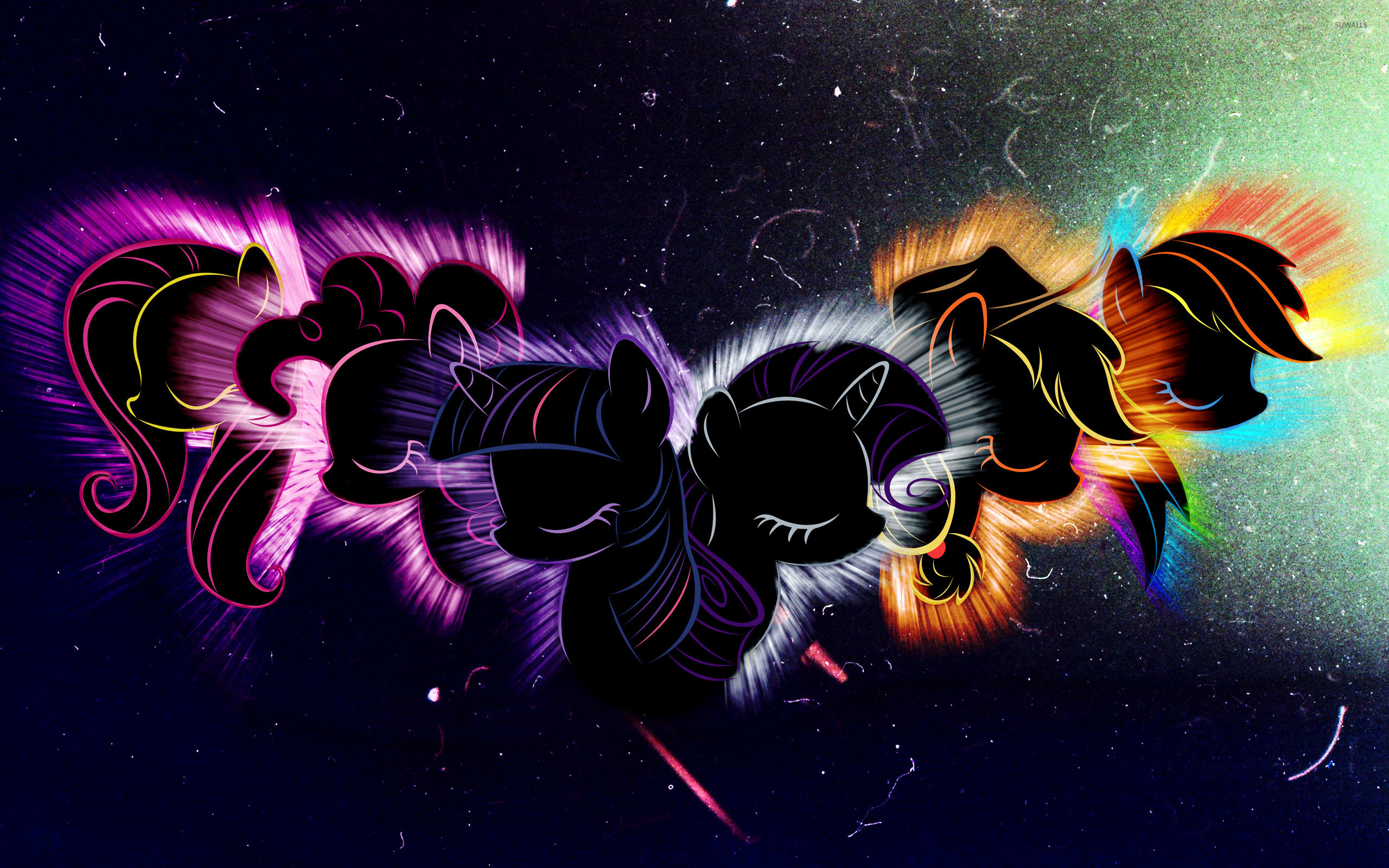 2560x1600 My Little Pony Friendship Is Magic [6] wallpaper