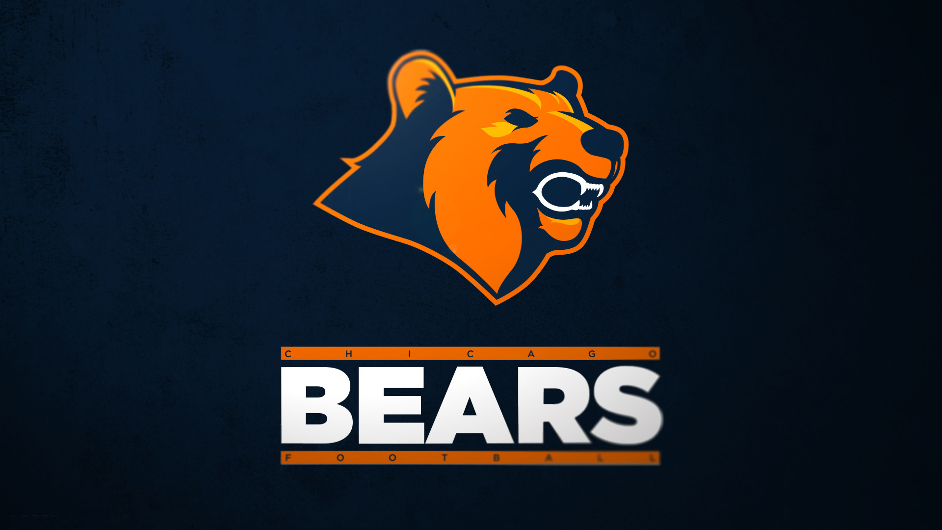 1920x1080 Download Fullsize Image · NFCN Chicago BEARS LOGO Wallpaper NFL ...