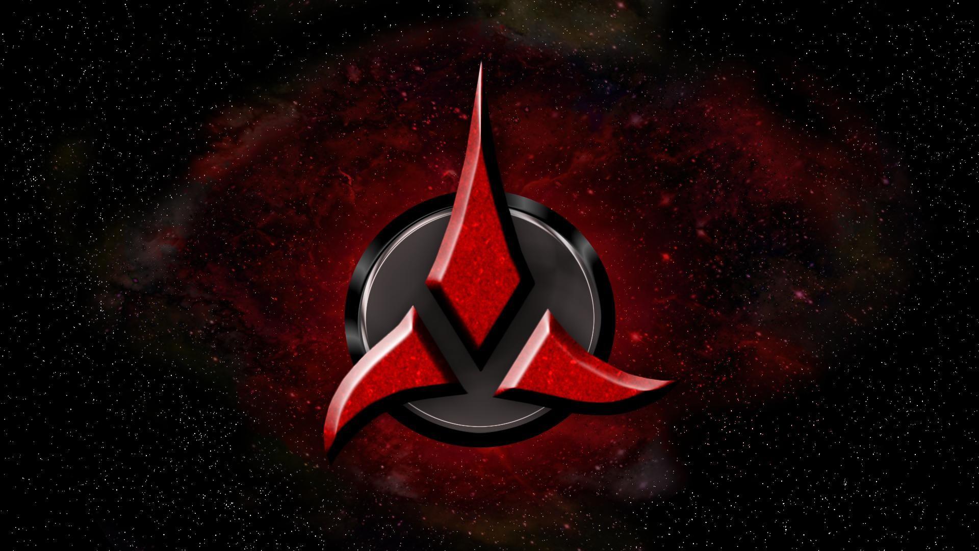 Klingon symbol wallpaper 81 images - Star trek symbol wallpaper ...