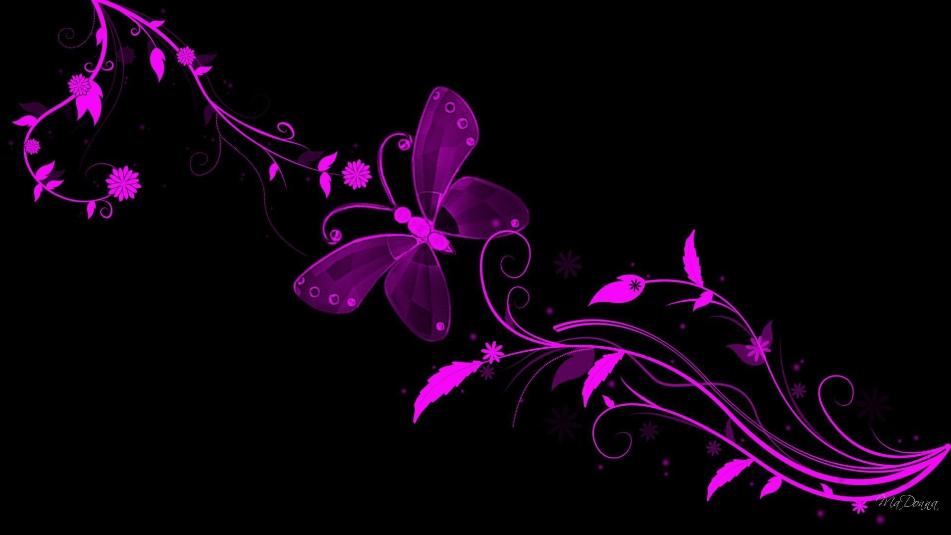 1920x1080 Tags:  Black Purple. Category: Backgrounds