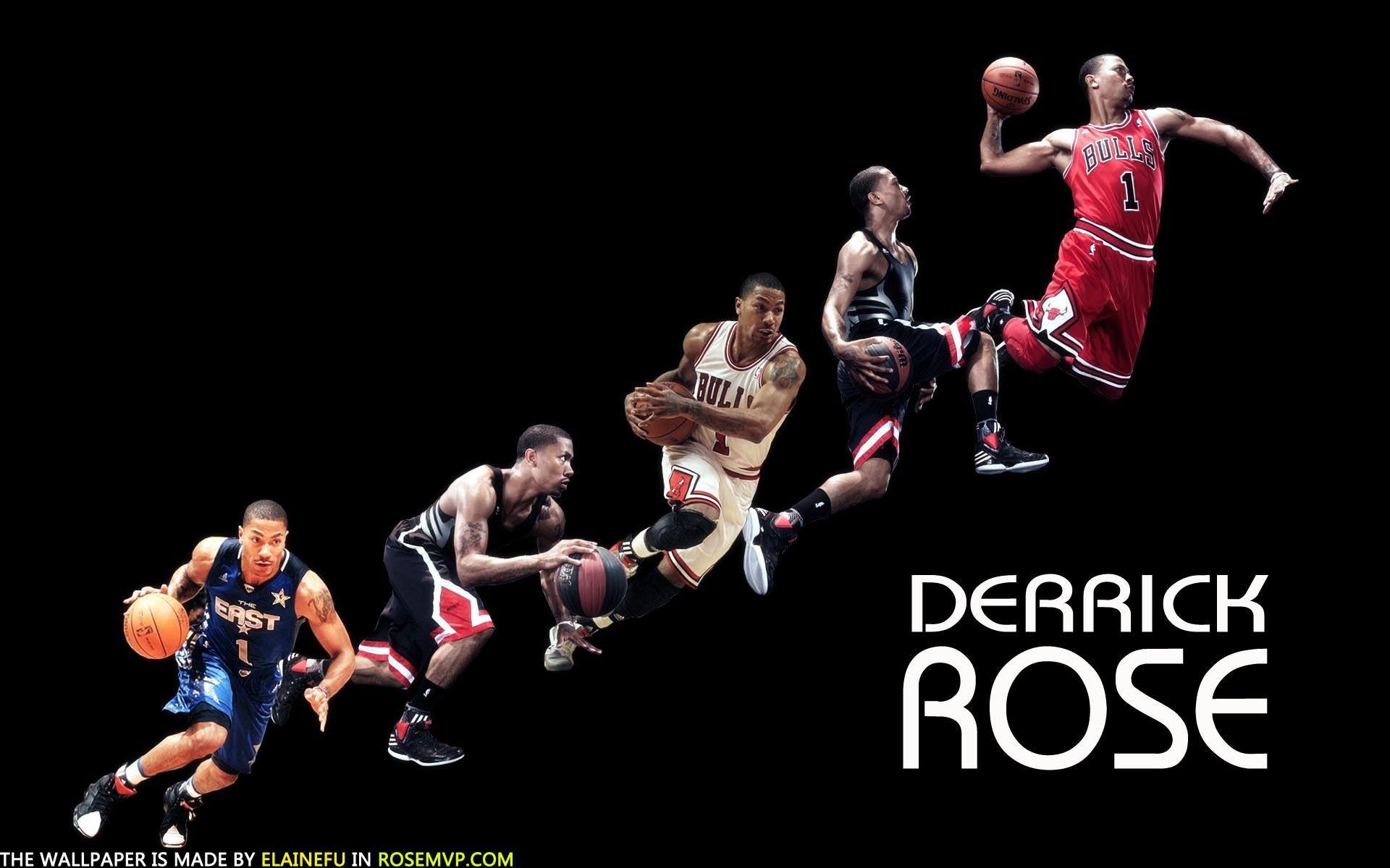 d rose logo
