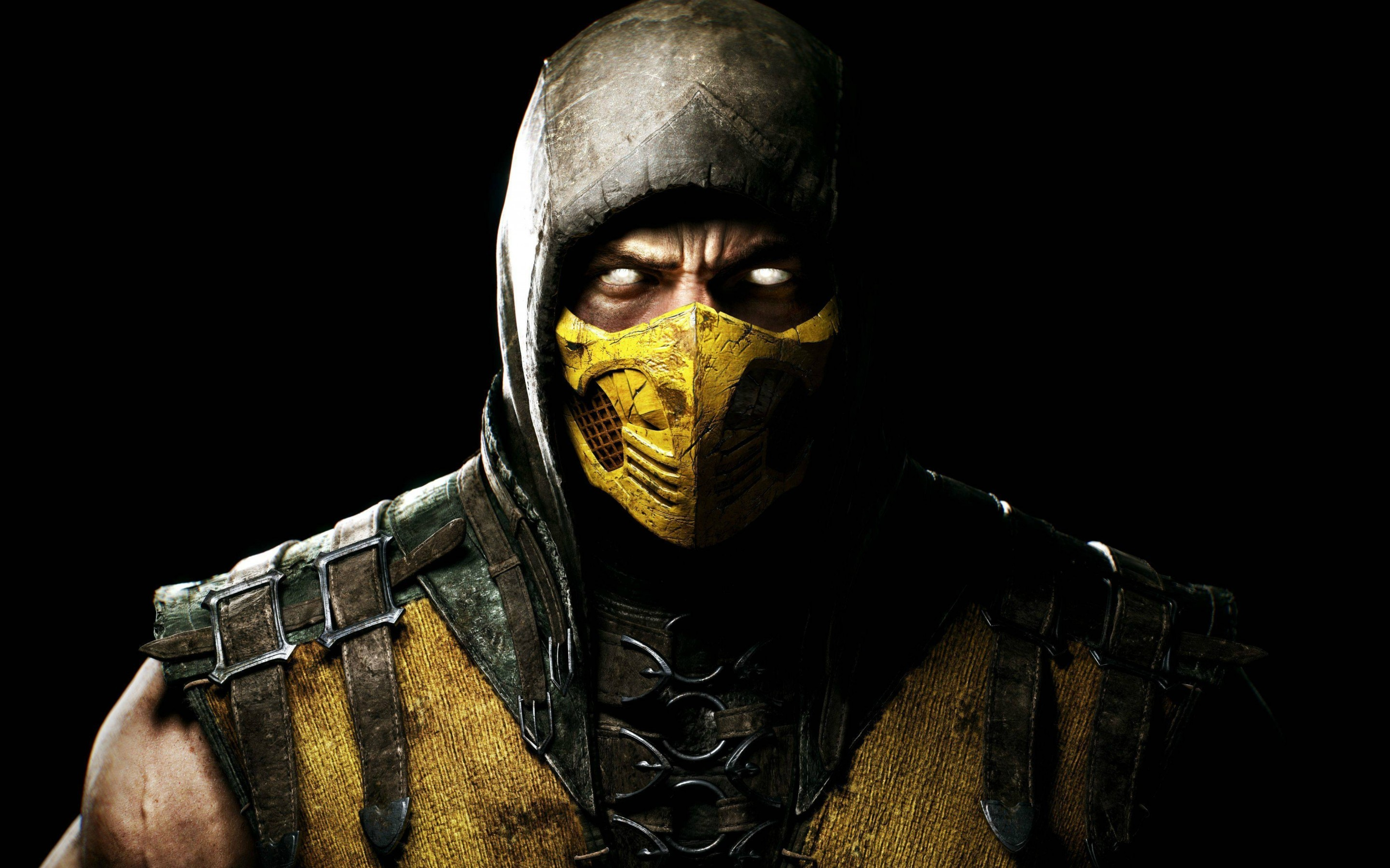 "2880x1800 Search Results for ""scorpion mortal kombat x wallpaper hd"" – Adorable  Wallpapers"
