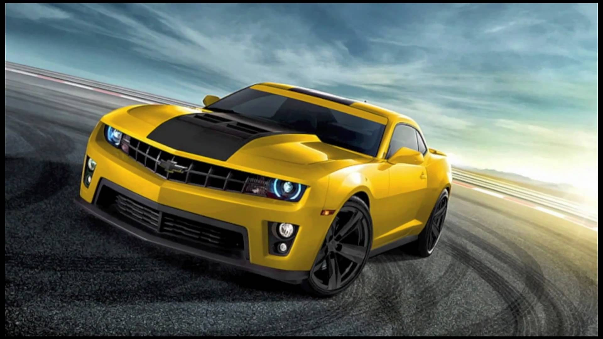1920x1080 Chevrolet Camaro Wallpaper HD 6 - 1920 X 1080
