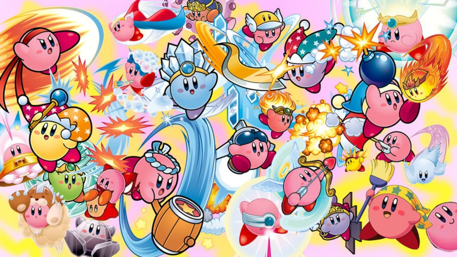 HD Kirby Wallpaper (69+ images)