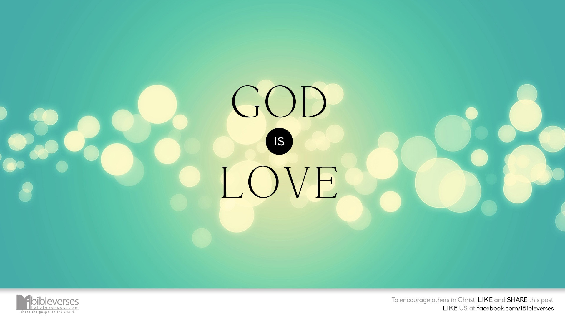 God Is Love Desktop Wallpaper (54+ images)