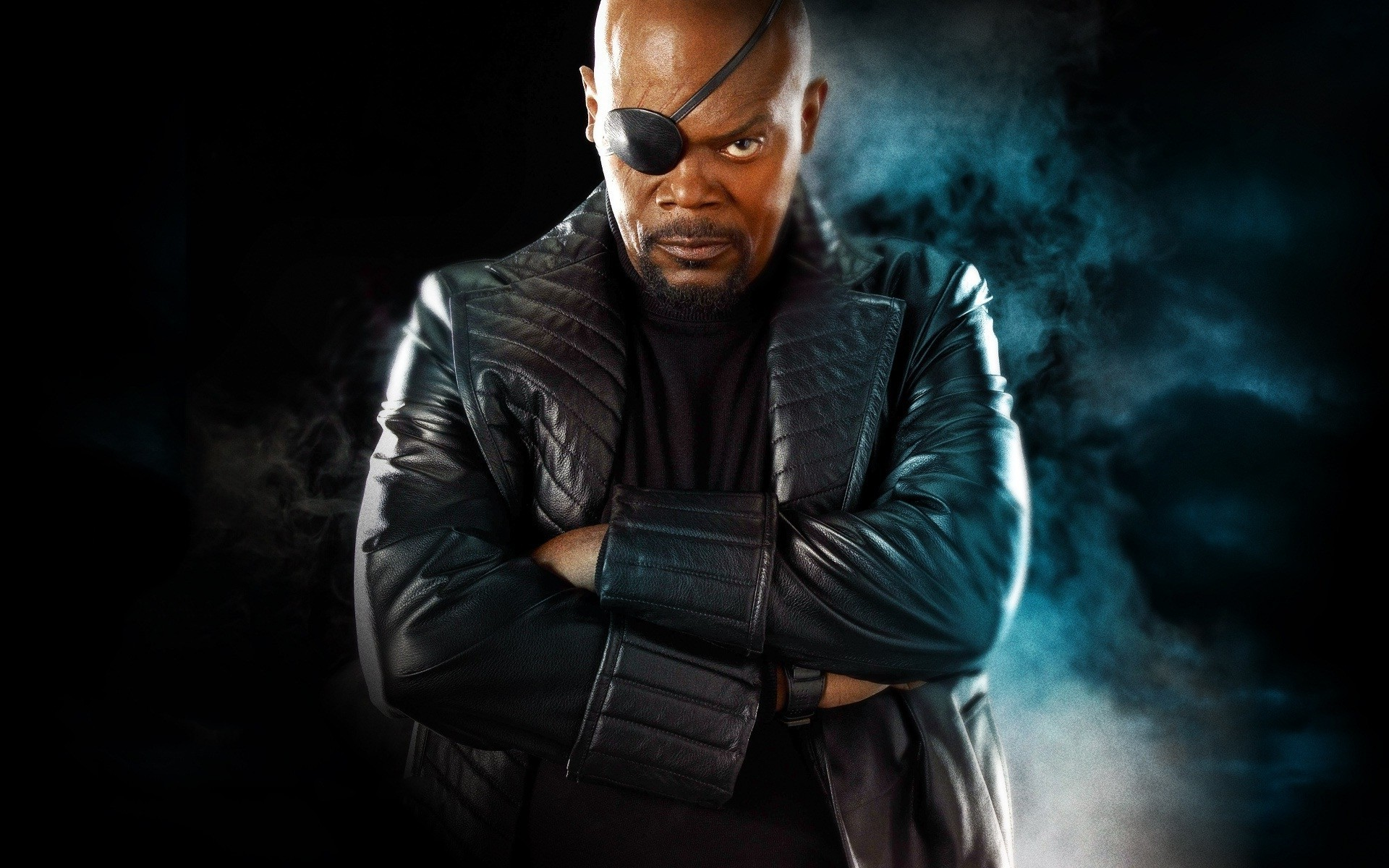 1920x1200 Nick Fury Captain America The Winter Soldier wallpapers (78 Wallpapers)