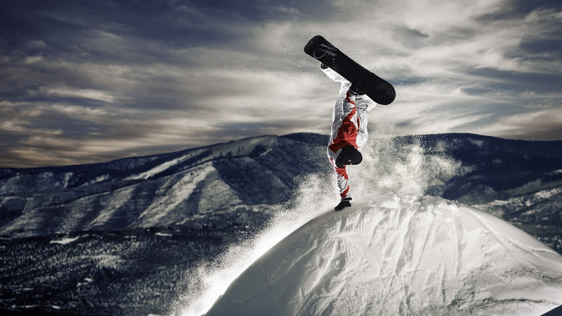 Hd snowboarding wallpaper 72 images 1920x1080 snowboarding hd wallpaper background id183974 voltagebd Image collections