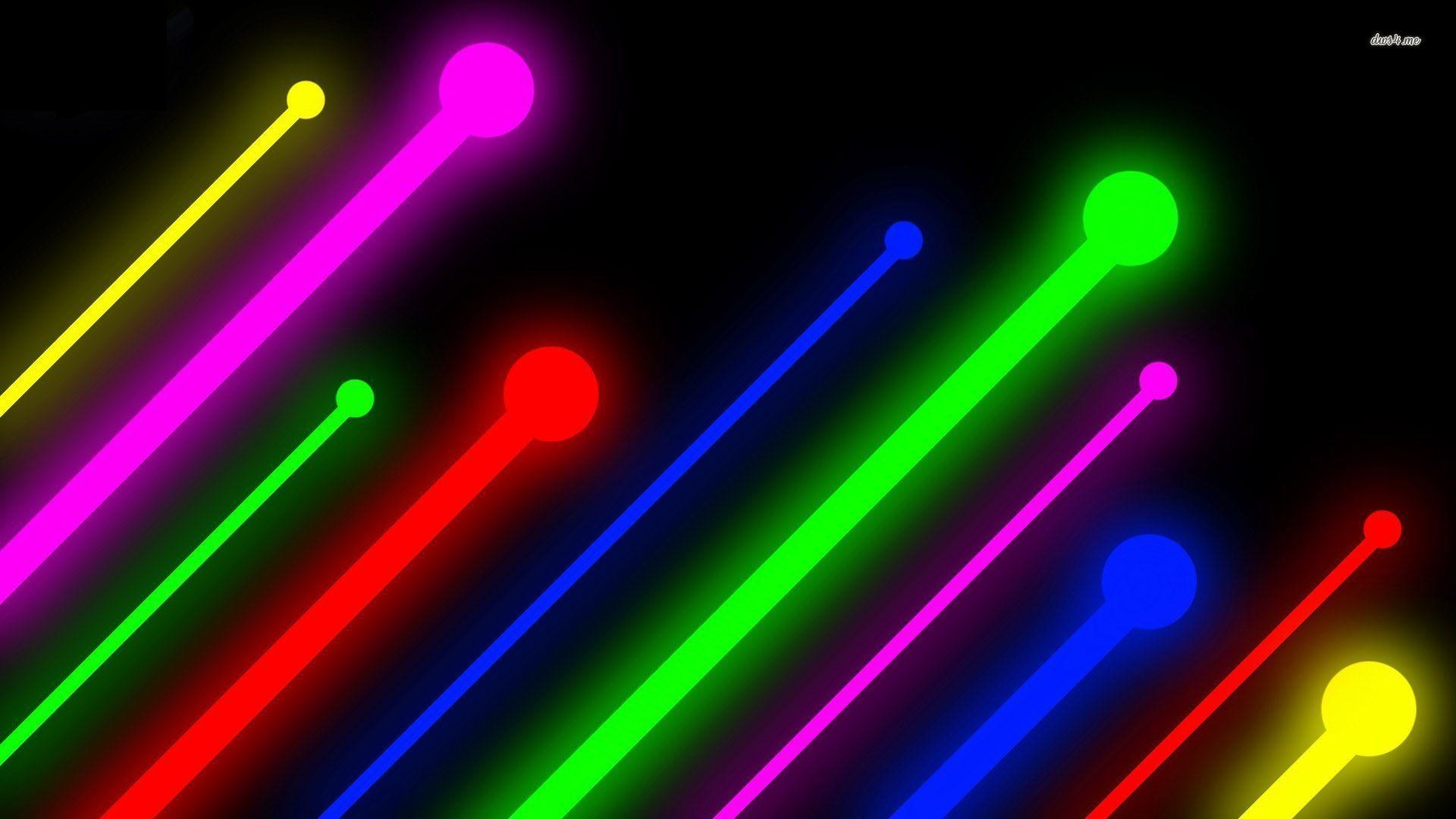 1920x1080 Neon Lights wallpaper - Abstract wallpapers - #