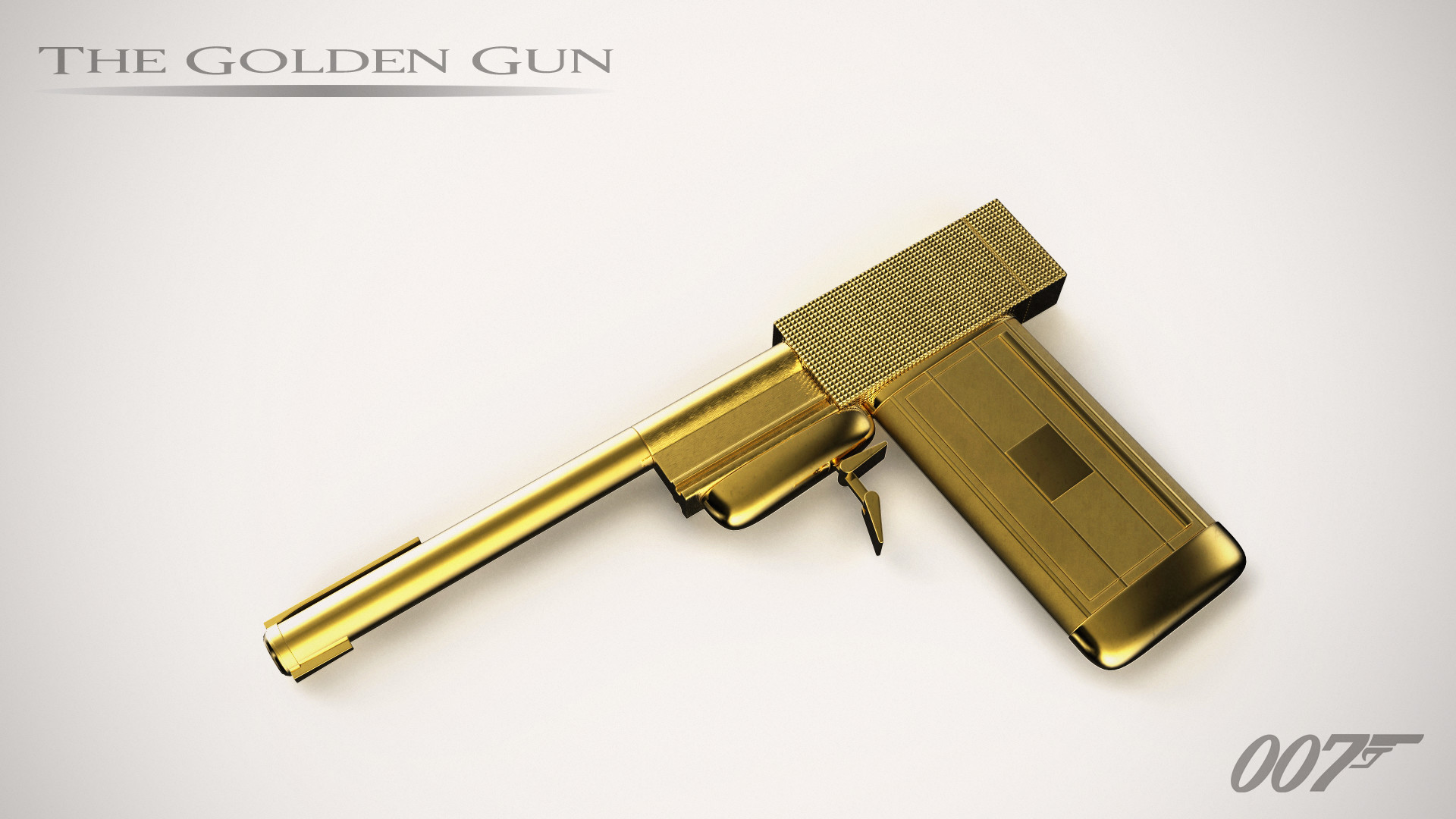 1920x1080 Gold Guns Wallpaper For Android K2Y