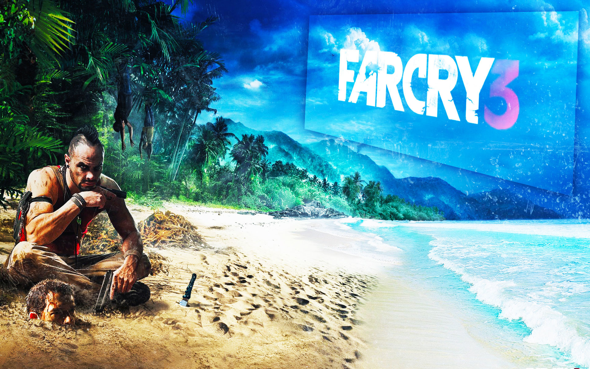 1920x1200 Awesome Far Cry 3 Wallpaper