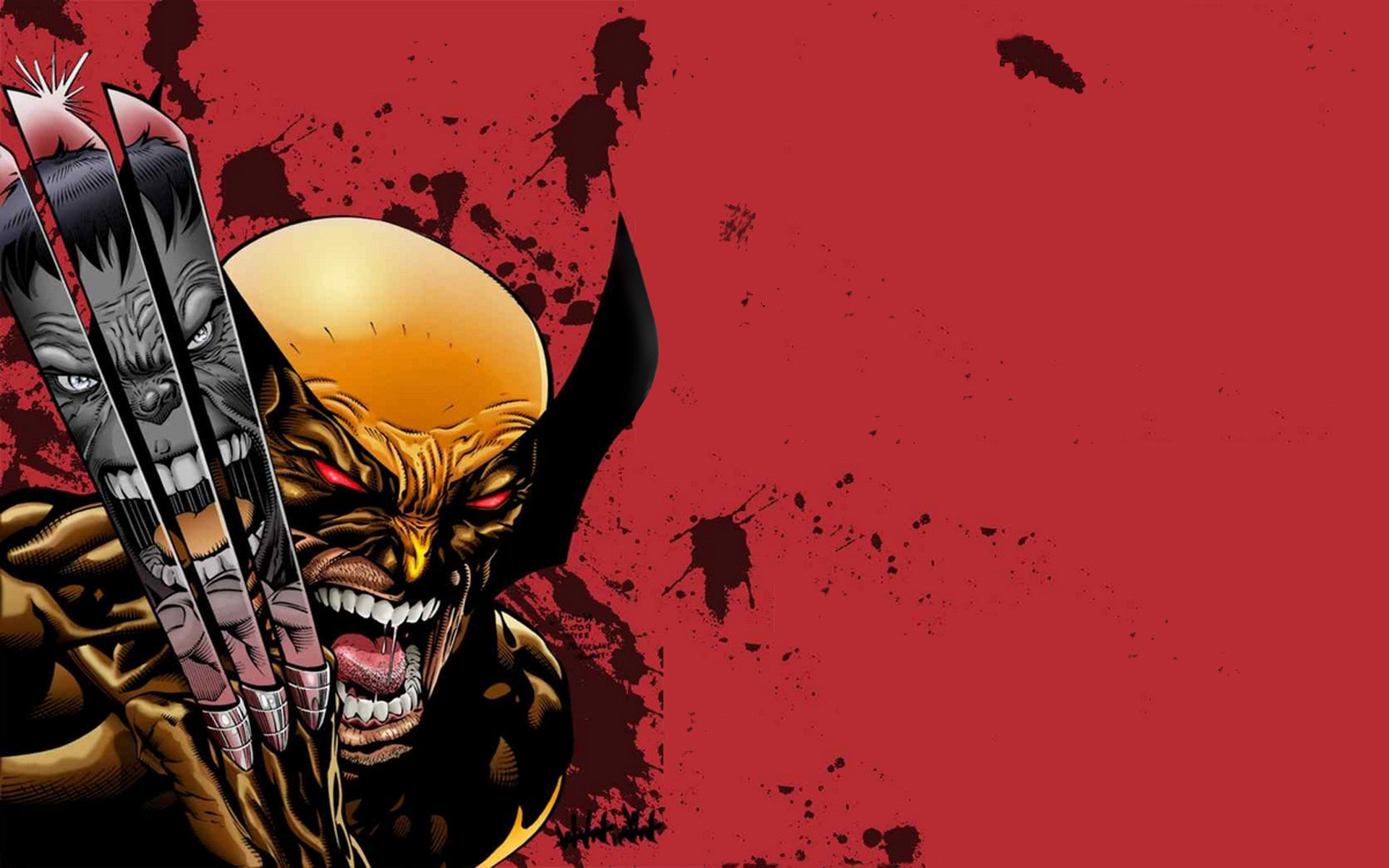 1920x1200 5 Ultimate Wolverine Vs. Hulk HD Wallpapers | Backgrounds - Wallpaper Abyss