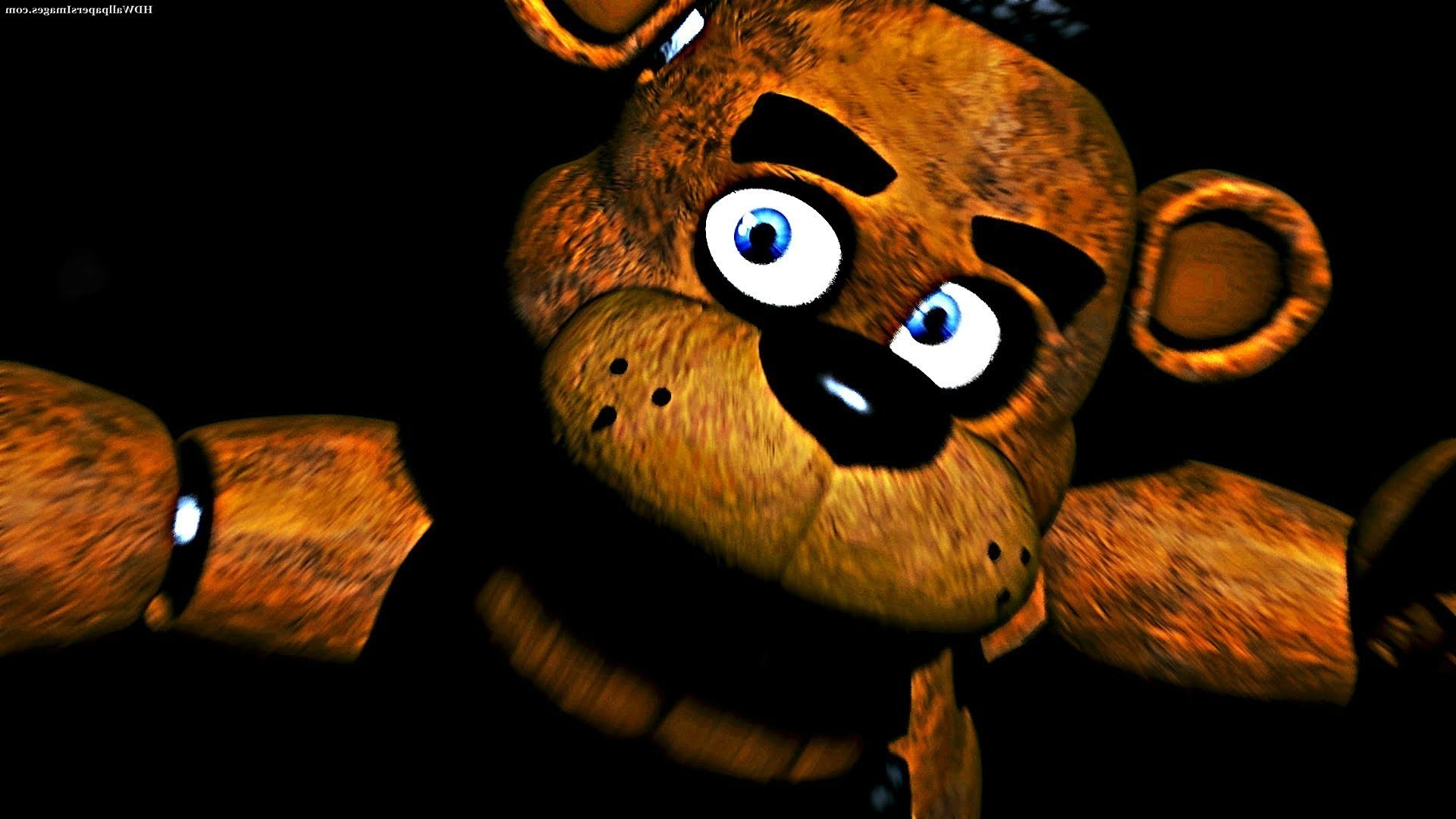 1920x1080 Five Nights At Freddys, Video Games, Animals, Stuffed Animals, Freddy  Fazbear Wallpapers HD / Desktop and Mobile Backgrounds