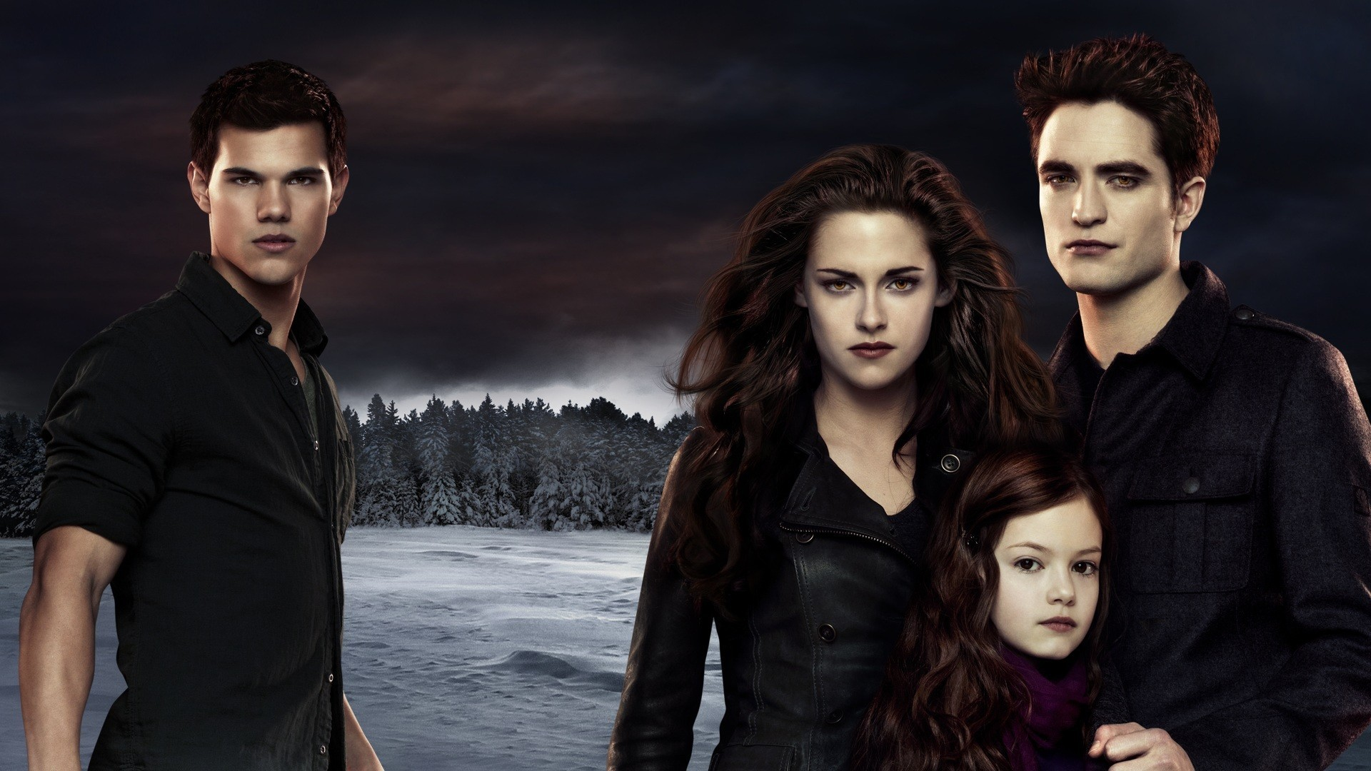 2026x3000 Twilight Eclipse Movie Poster Wallpaper