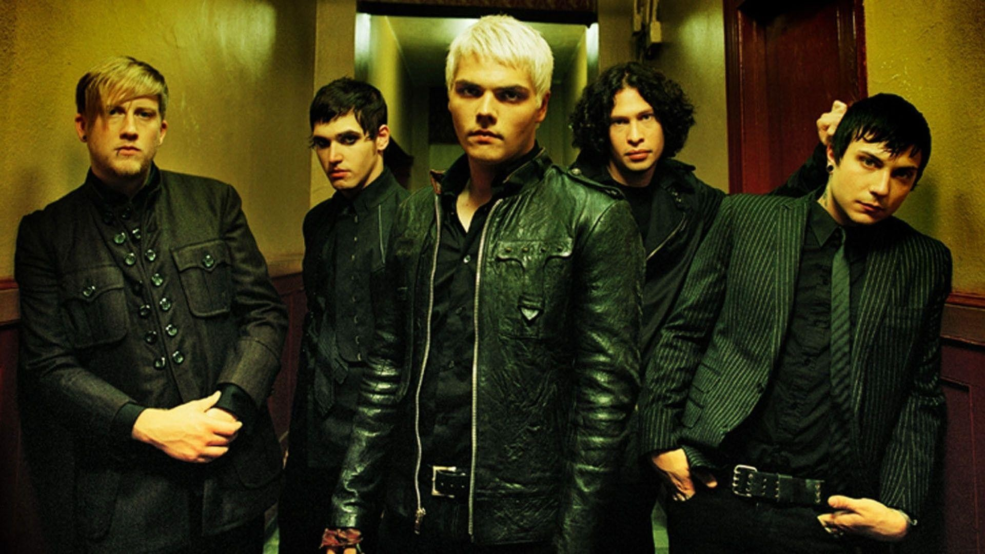 1920x1080 5 My Chemical Romance Wallpapers | My Chemical Romance Backgrounds