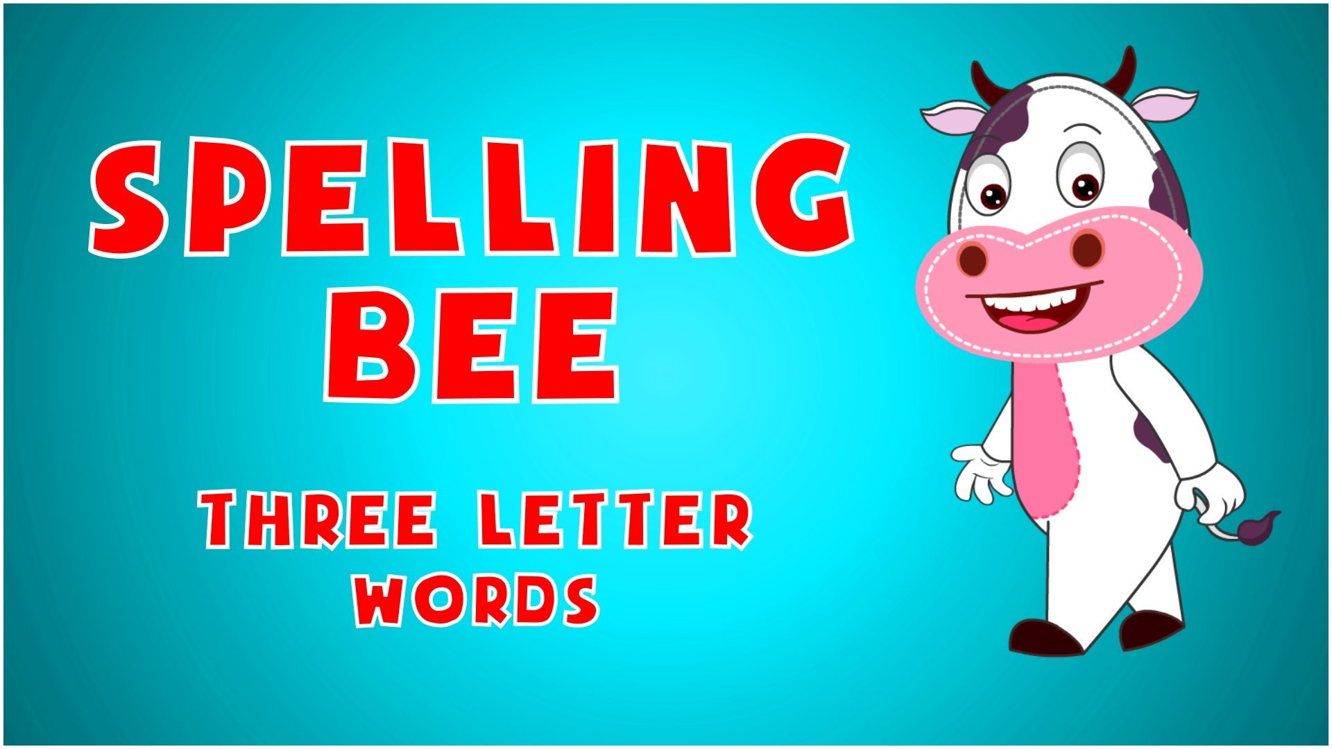 1920x1080 3 Letter Words with R Spelling Bee Sight Words for Kids 3 Letter Words 6  Letter