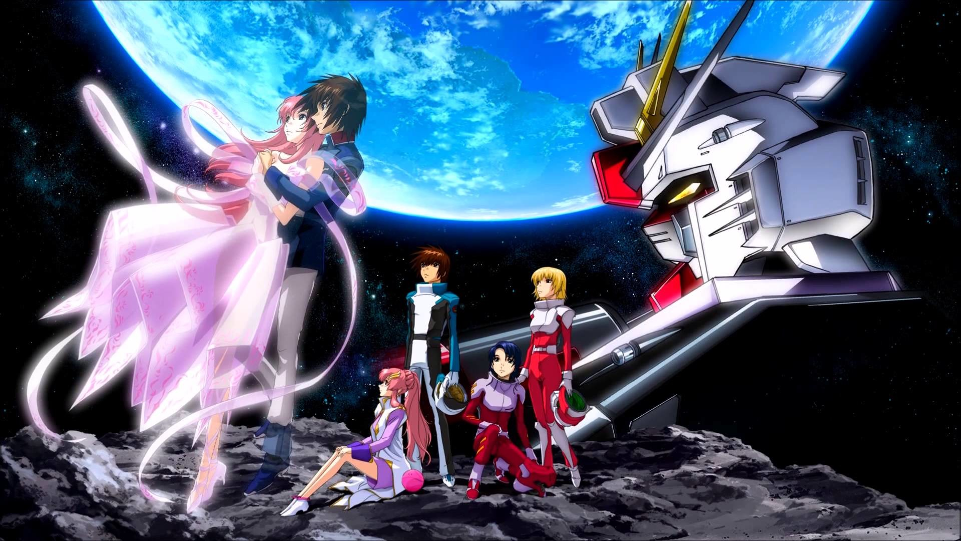 1920x1080 1080p] Result Gundam SEED Destiny HD Remaster Special Ending 1