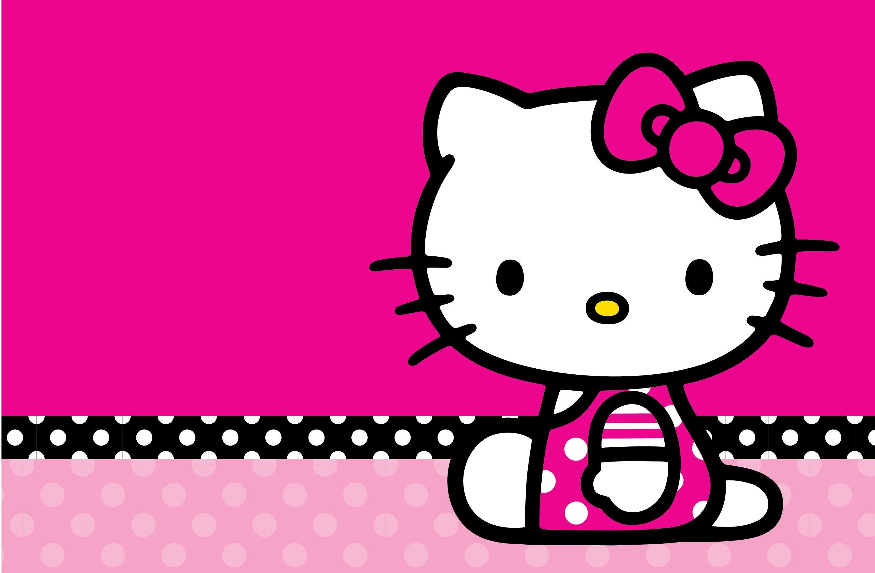 2958x1938 Hello Kitty Wallpapers