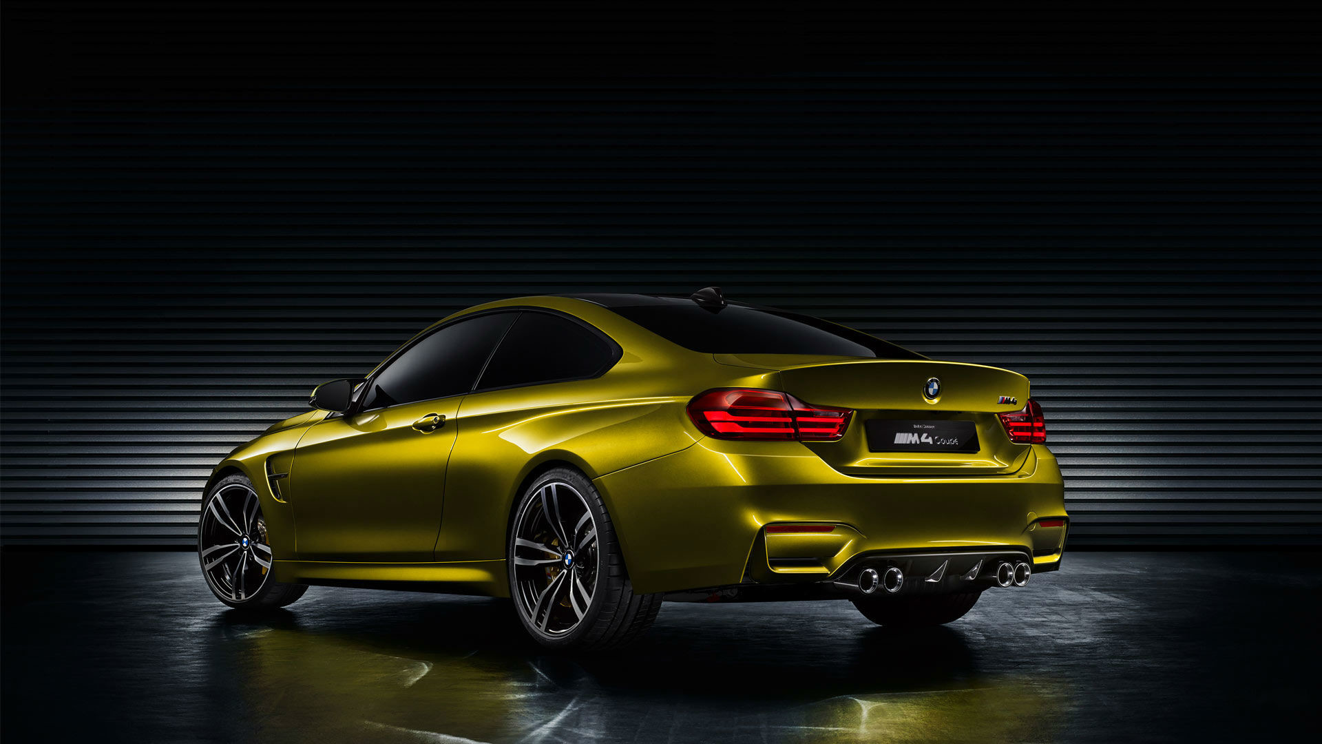 1920x1080 BMW ///M images BMW M4 (Golden) HD wallpaper and background photos