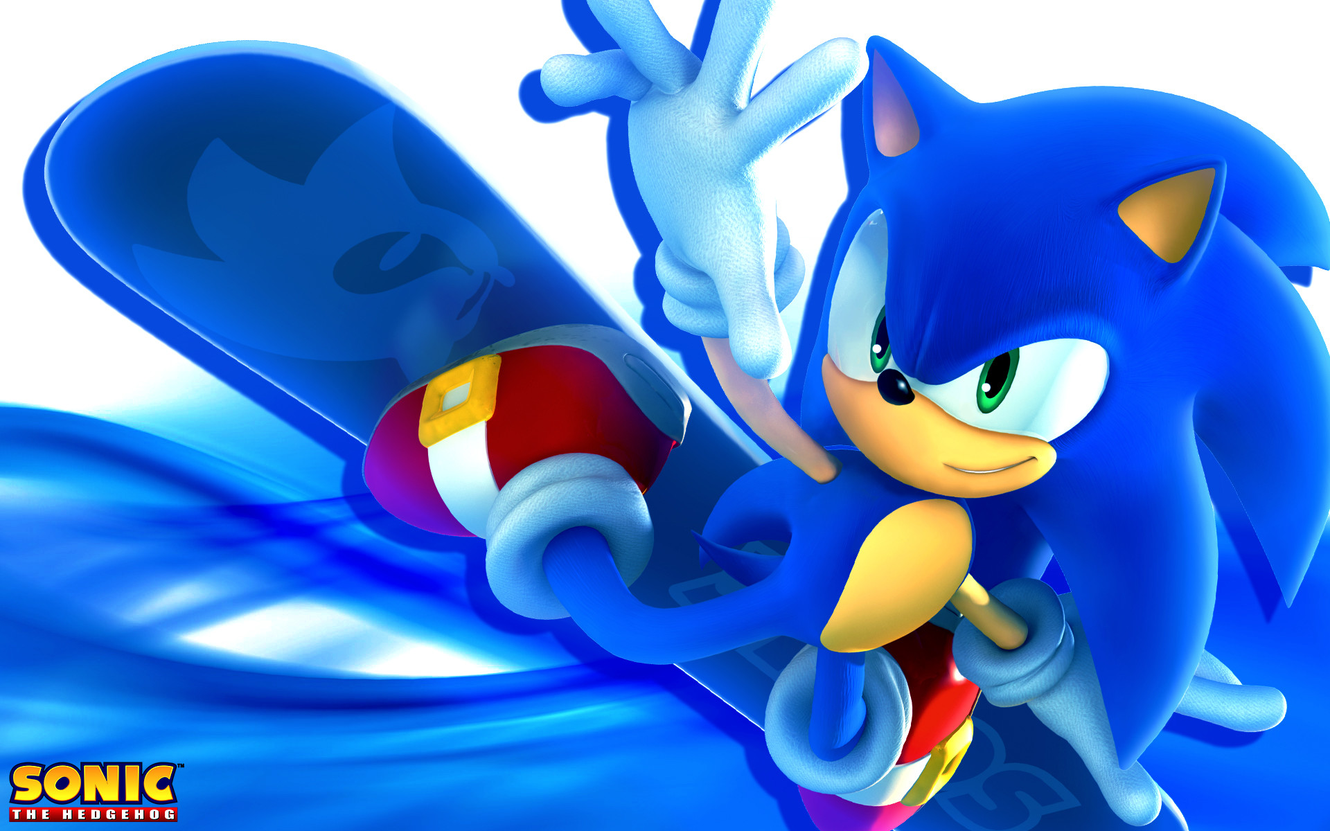 1920x1200 Sonic The Hedgehog