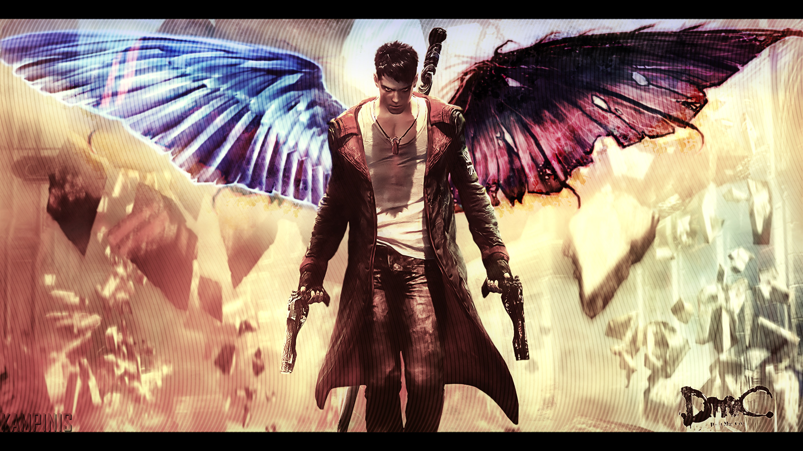 Devil May Cry Hd Wallpaper 72 Images