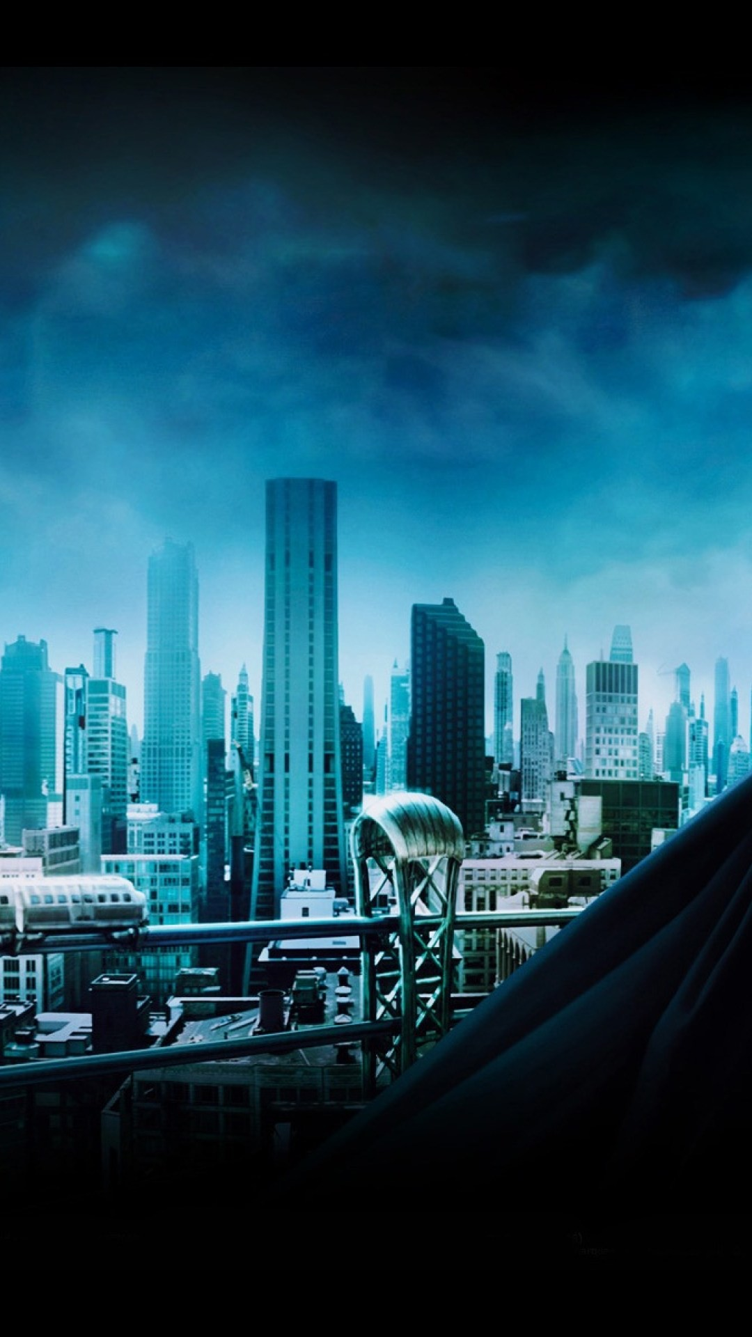 The Dark Knight Rises Iphone Wallpaper