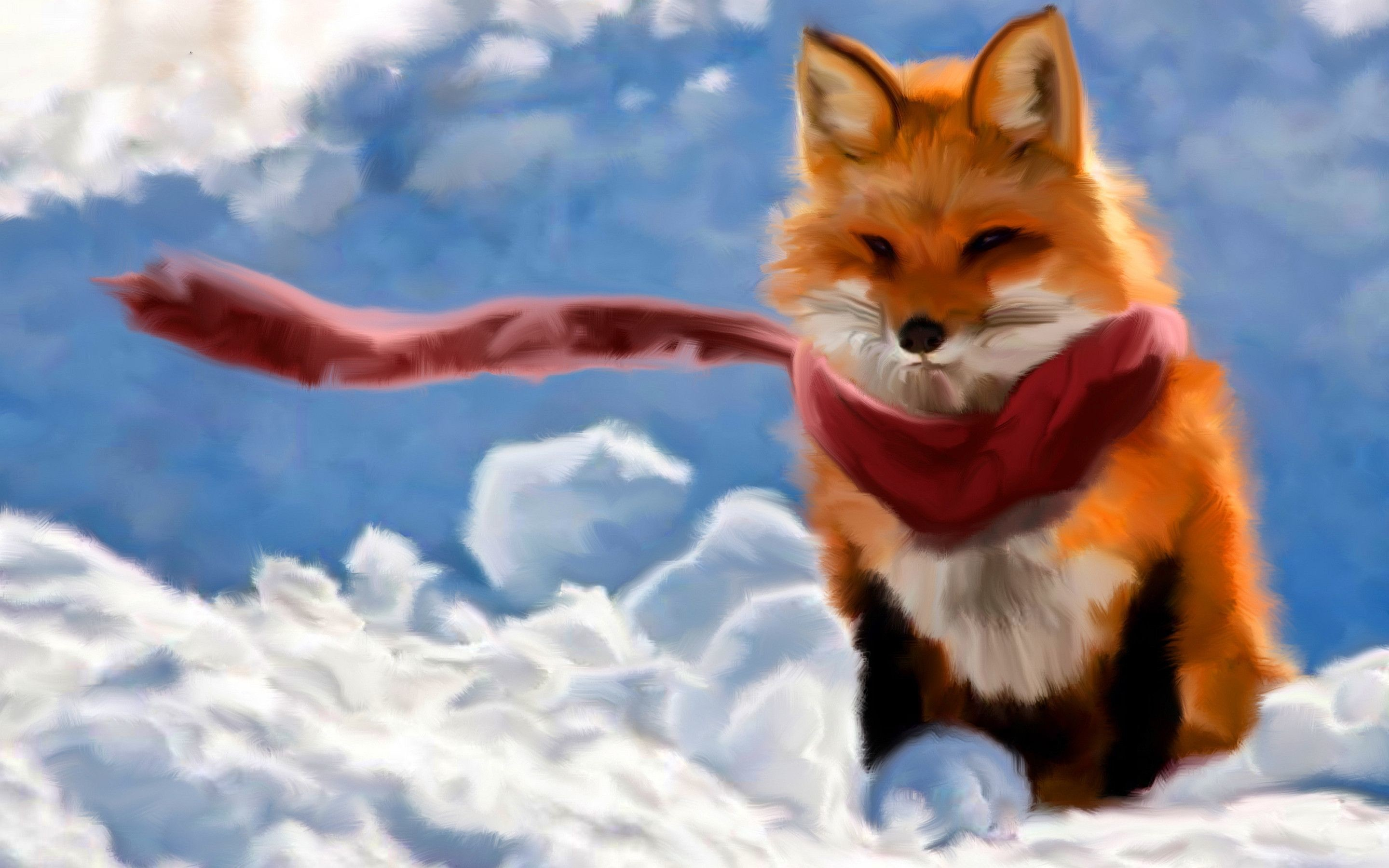 Red Fox Wallpaper (70+ images)