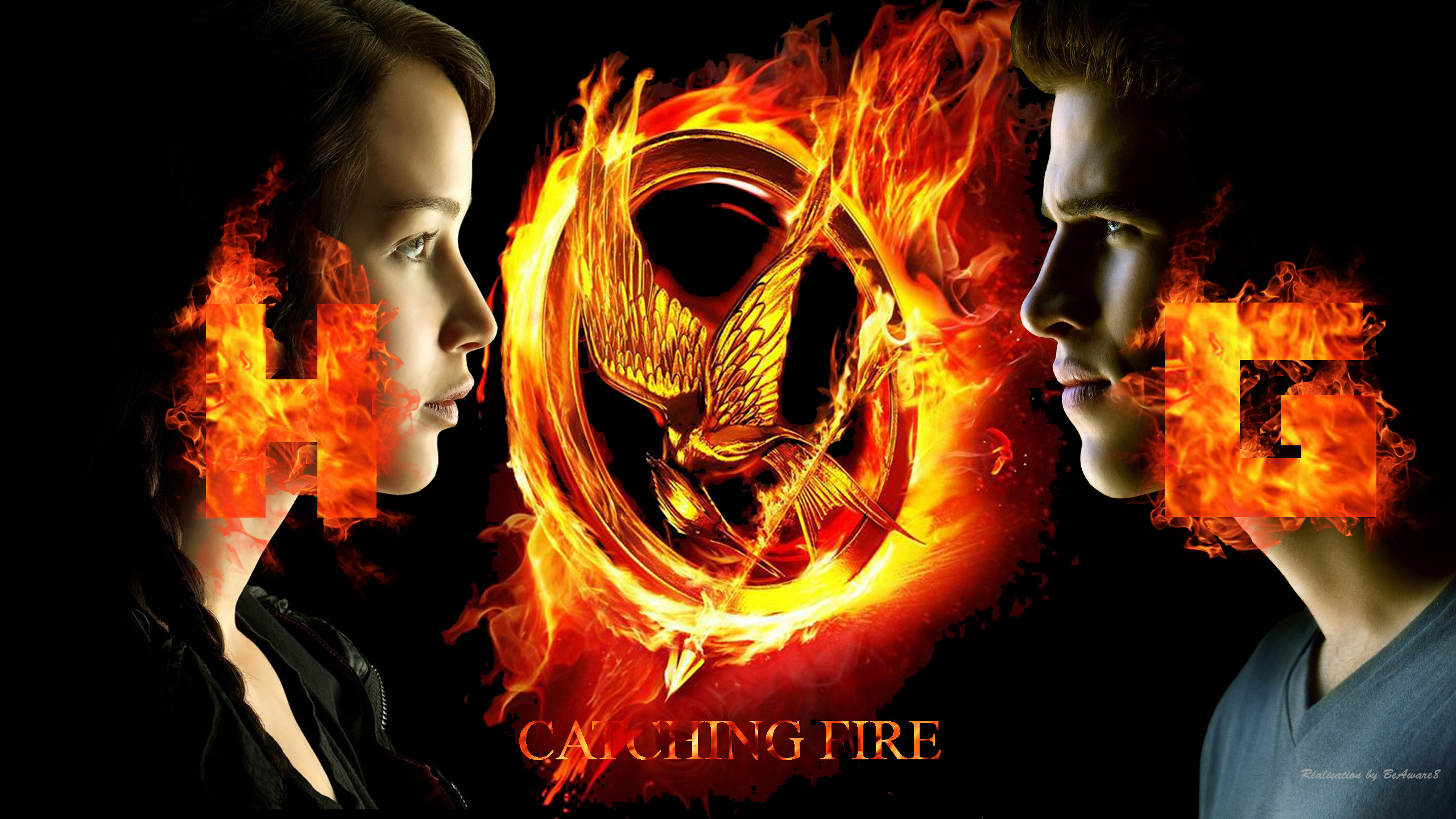 2560x1440 ... Hunger Games-Catching Fire by BeAware8