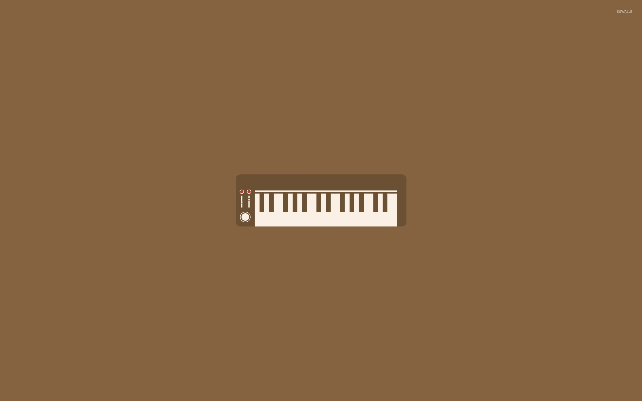 2560x1600 Electric piano wallpaper