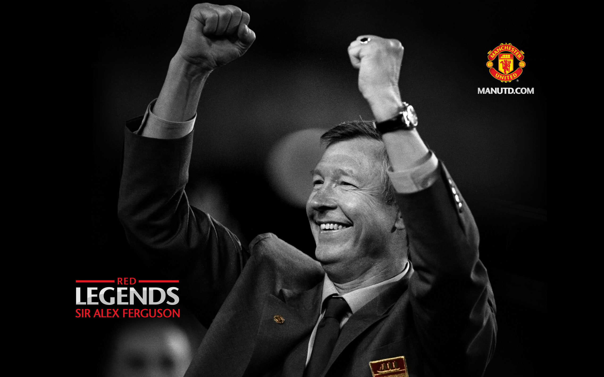 2560x1600 ... Sir Alex Ferguson Wallpaper | Harian Manchester United ...