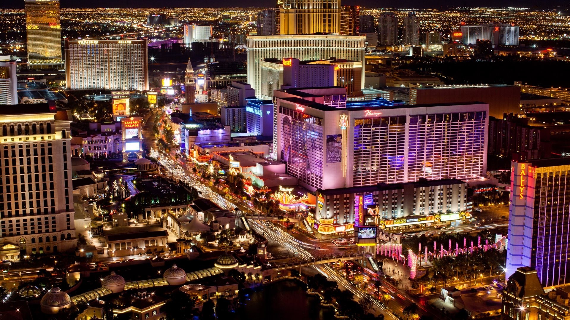 1920x1080 Las Vegas 4K Gallery Wallpapers · 4K HD Desktop Backgrounds Phone