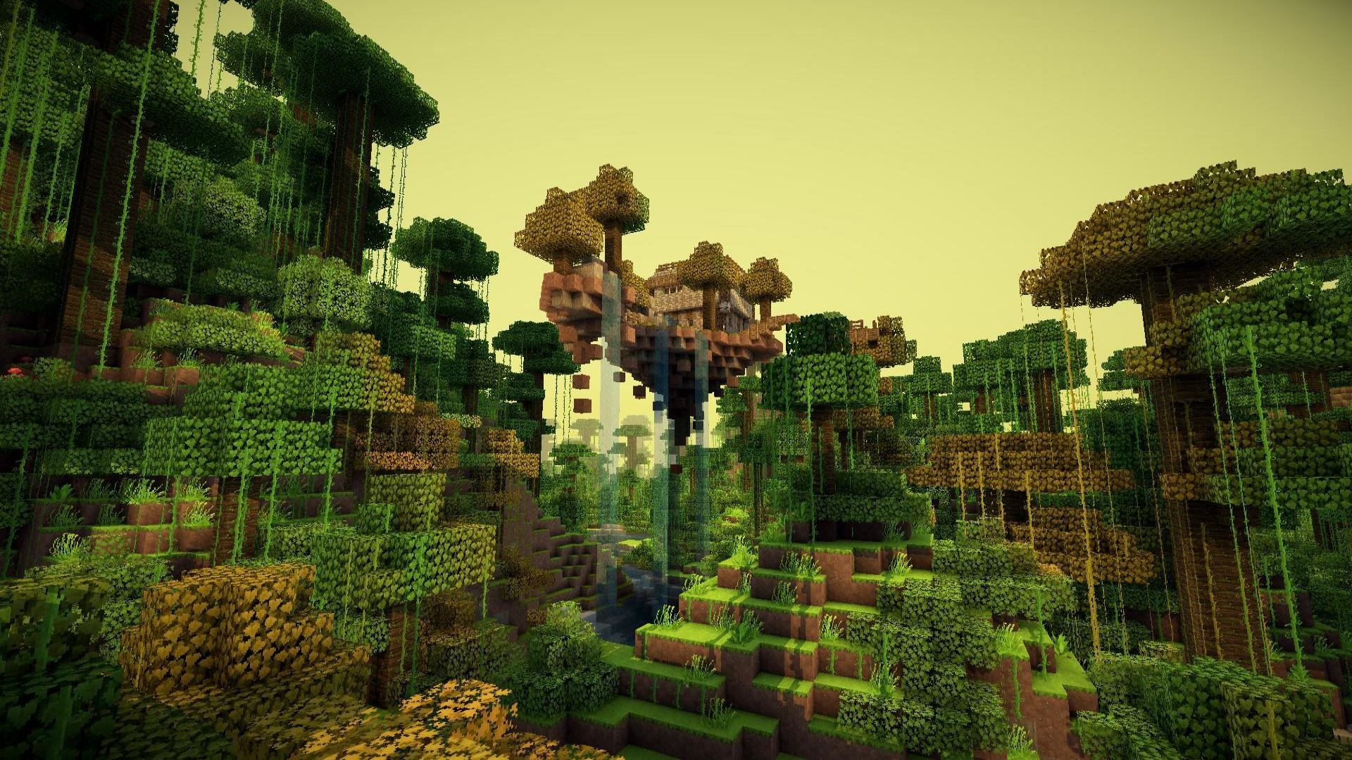1920x1080 Minecraft Wallpapers 1680×1050 (35 Wallpapers)