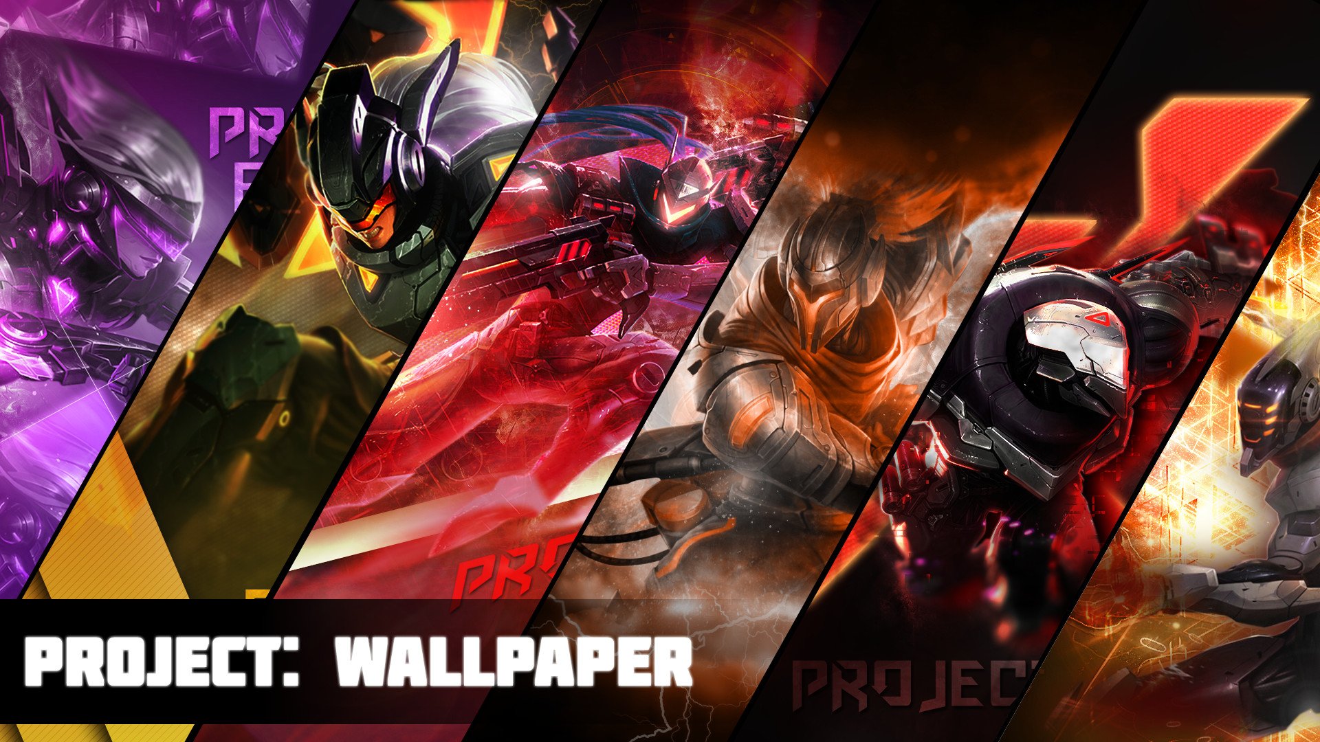 1920x1080 Project: Wallpaper by Xael-Design