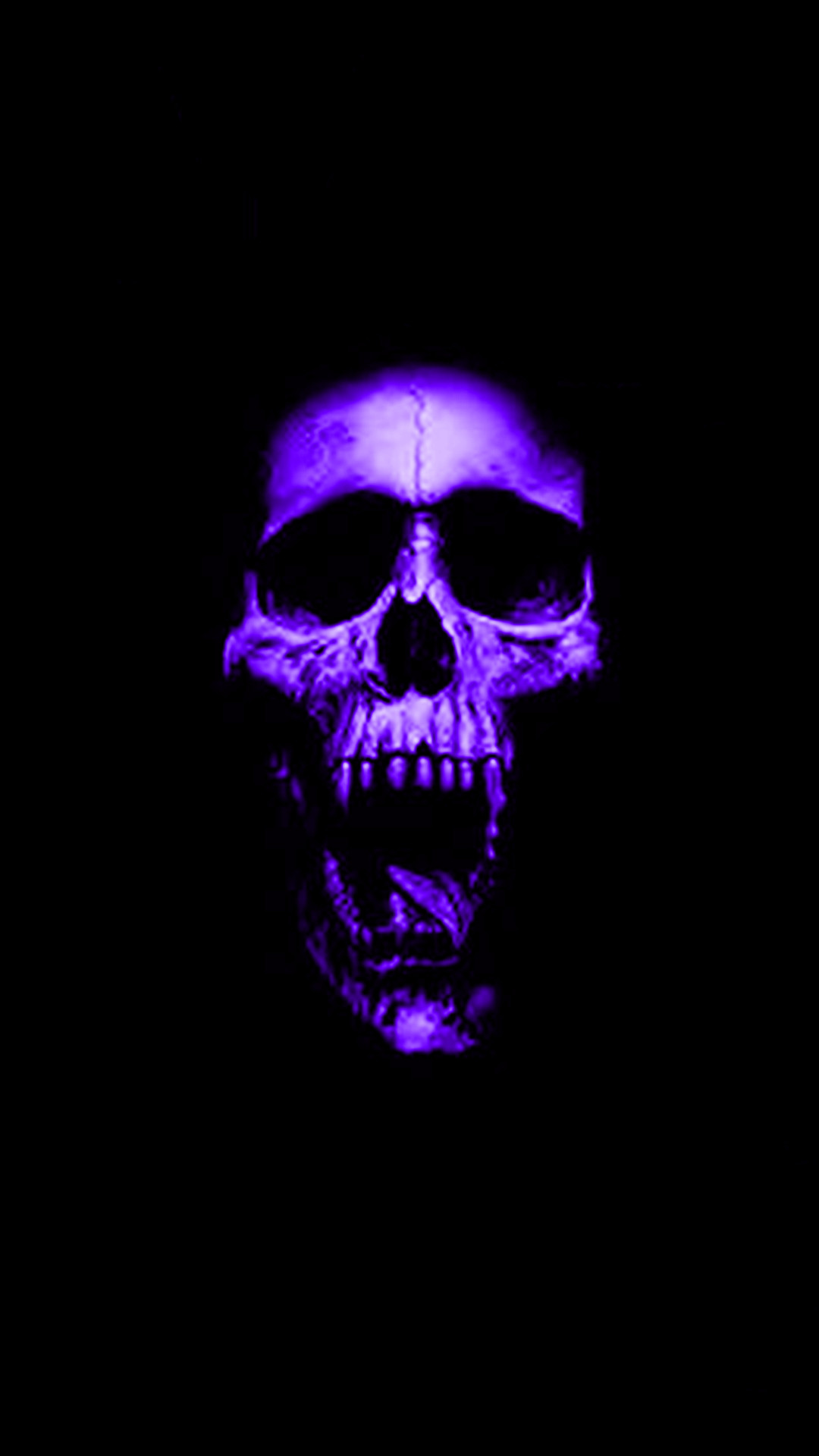Purple Skull Wallpaper (61+ images)