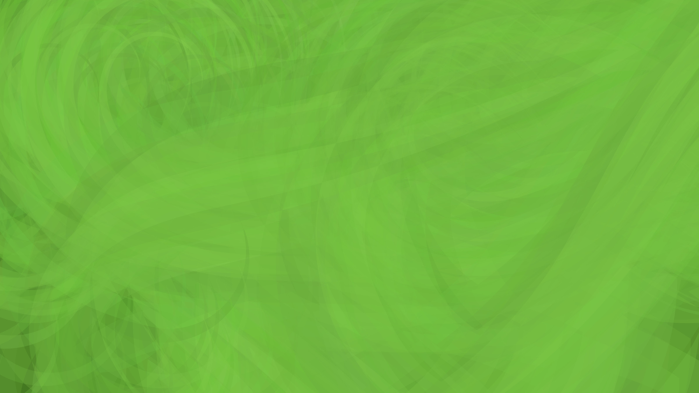 2400x1350 Soft feathered green background