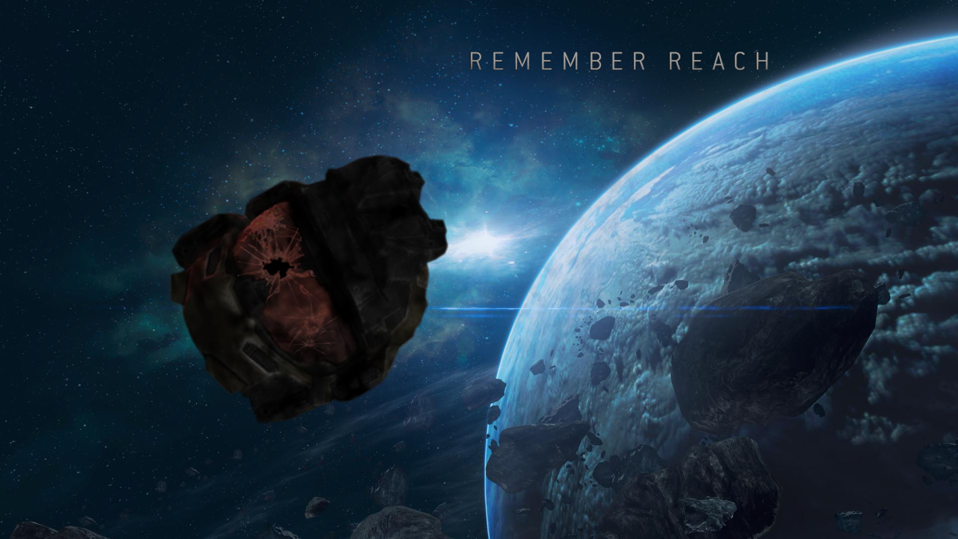1920x1080 Free Download Halo Reach Background.