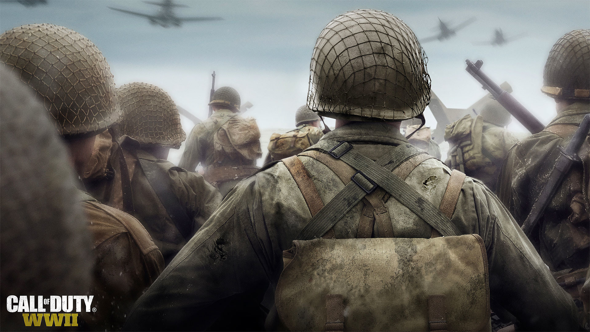1920x1080 ... OF DUTY WWII 1080p Wallpaper ...