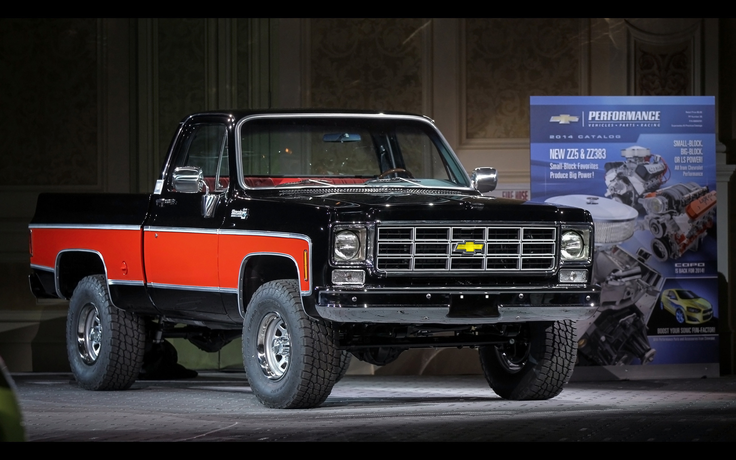 2560x1600 Chevy-truck-chevrolet-pickup--wallpapers