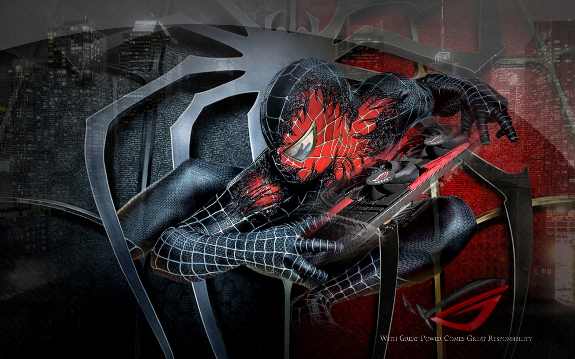1920x1200 Spiderman Wallpaper Full HD Tattoos And Other Style