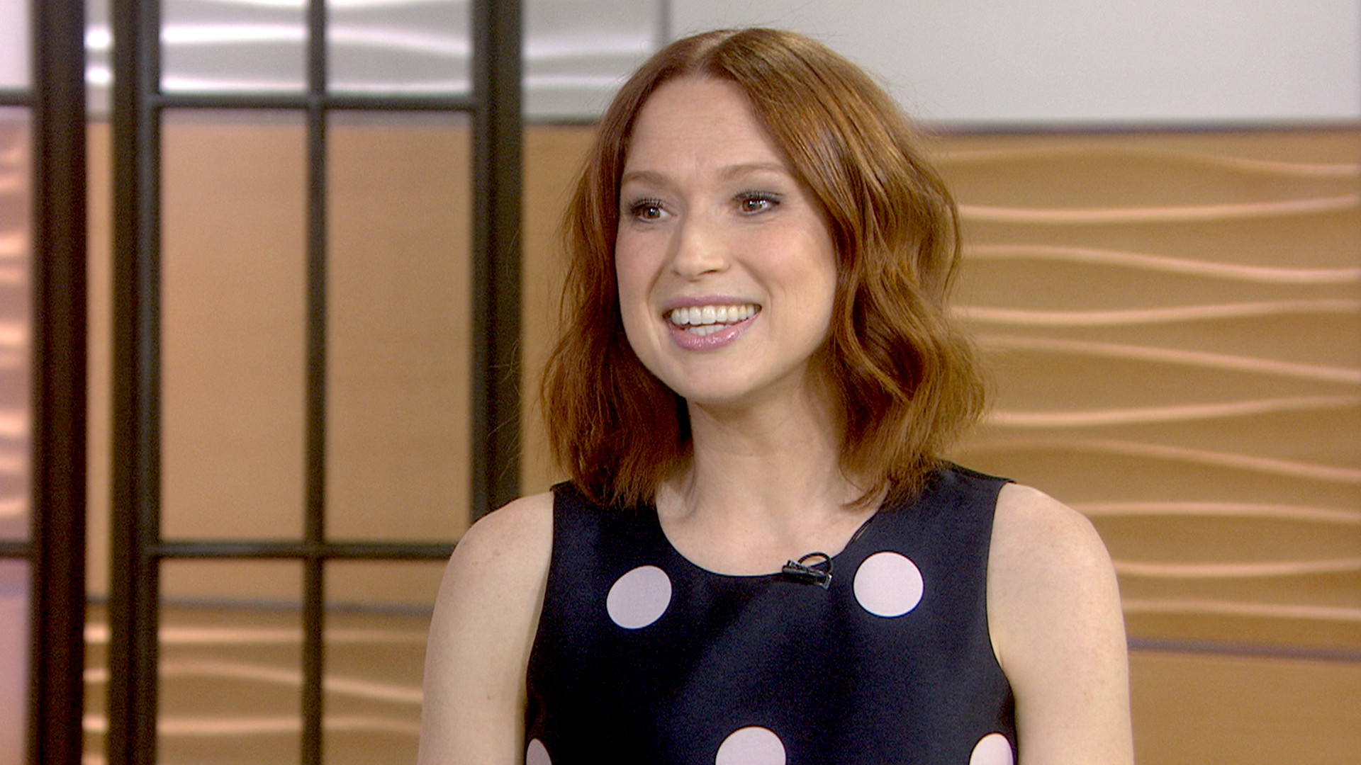 1920x1080 Ellie Kemper talks pregnancy on TODAY: It's 'just like a constant hangover'  - TODAY.com