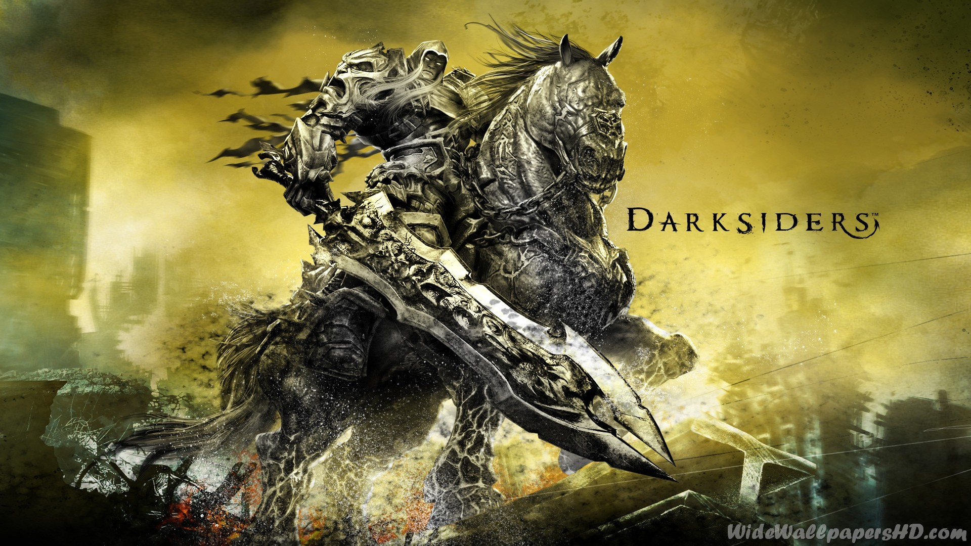 52 Darksiders II HD Wallpapers  Background Images