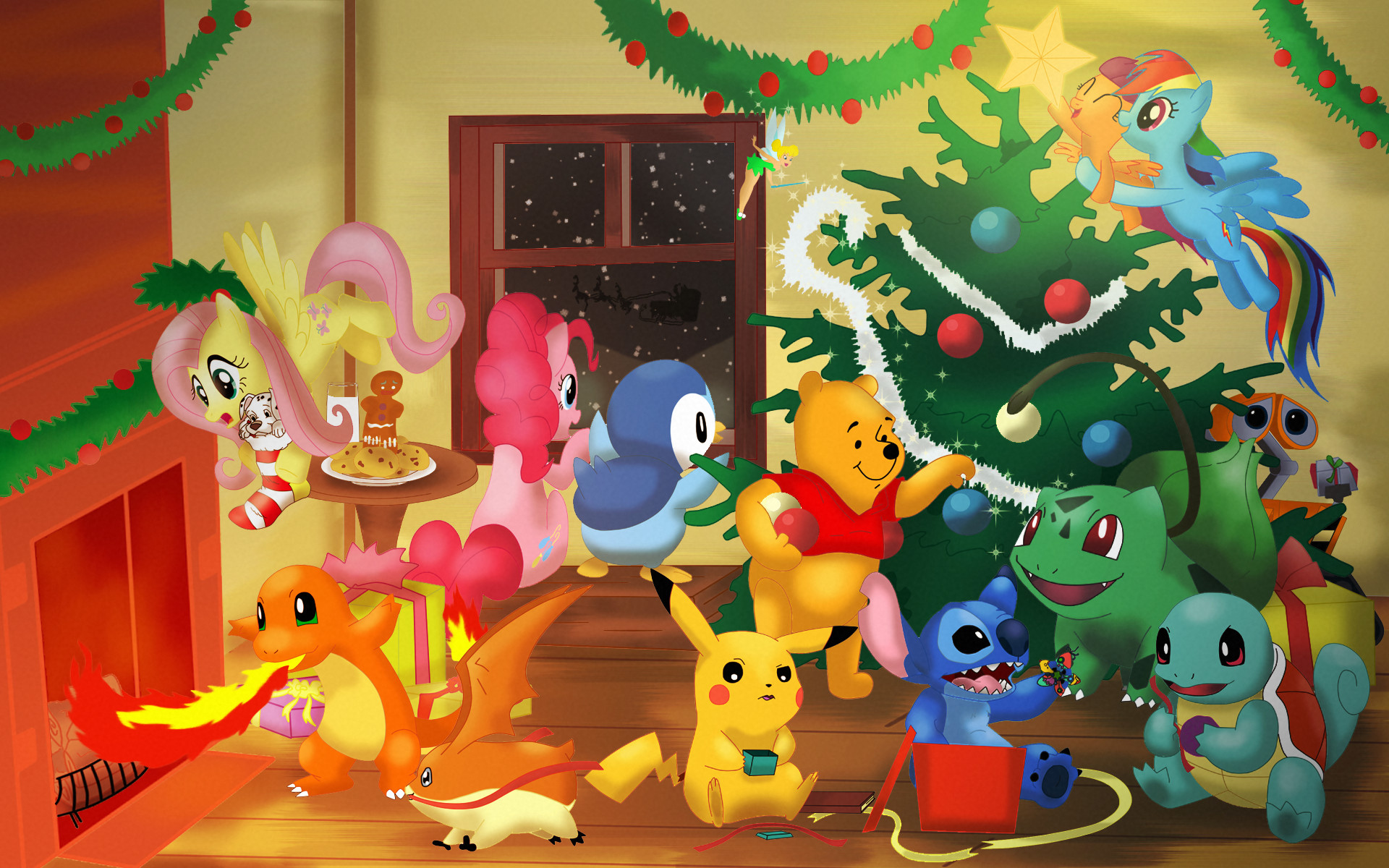 Winnie The Pooh Christmas Wallpaper 46 Images