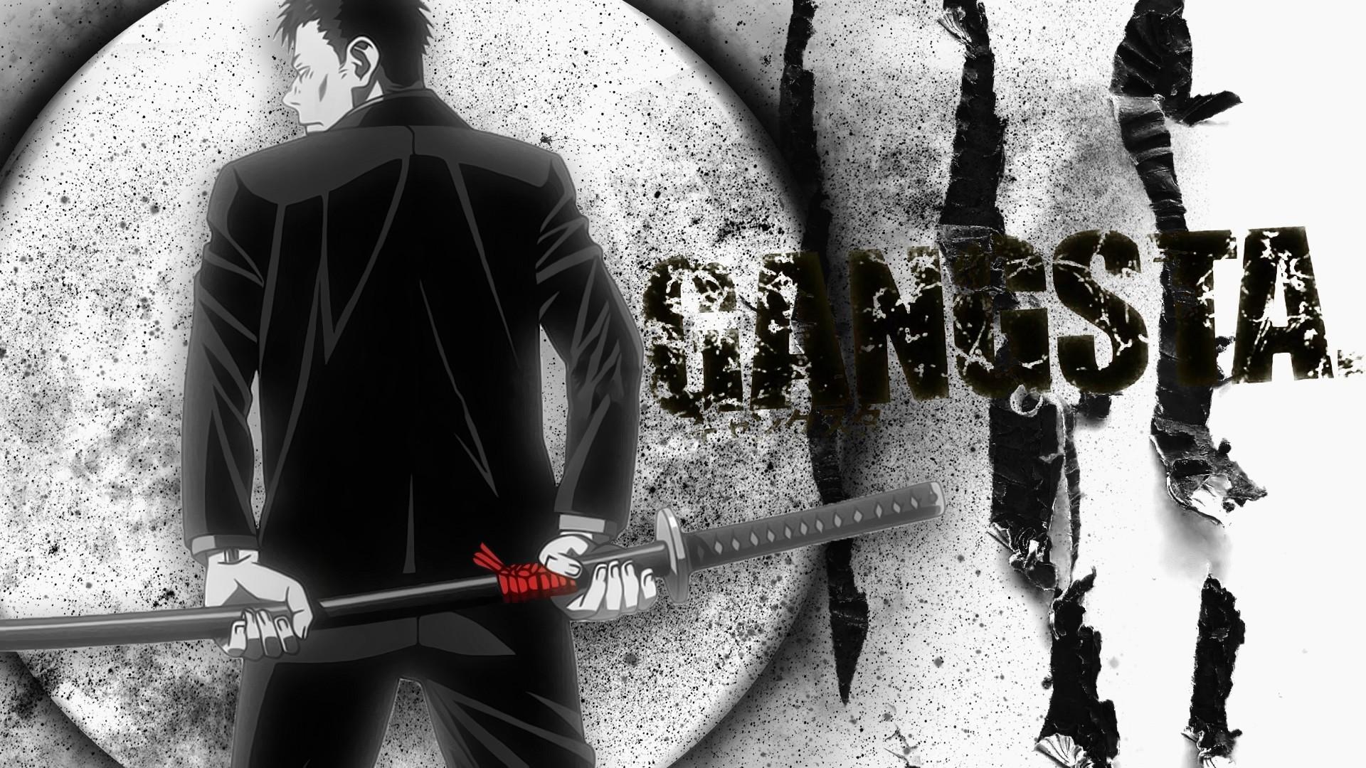 Gangsta Backgrounds (70+ images)