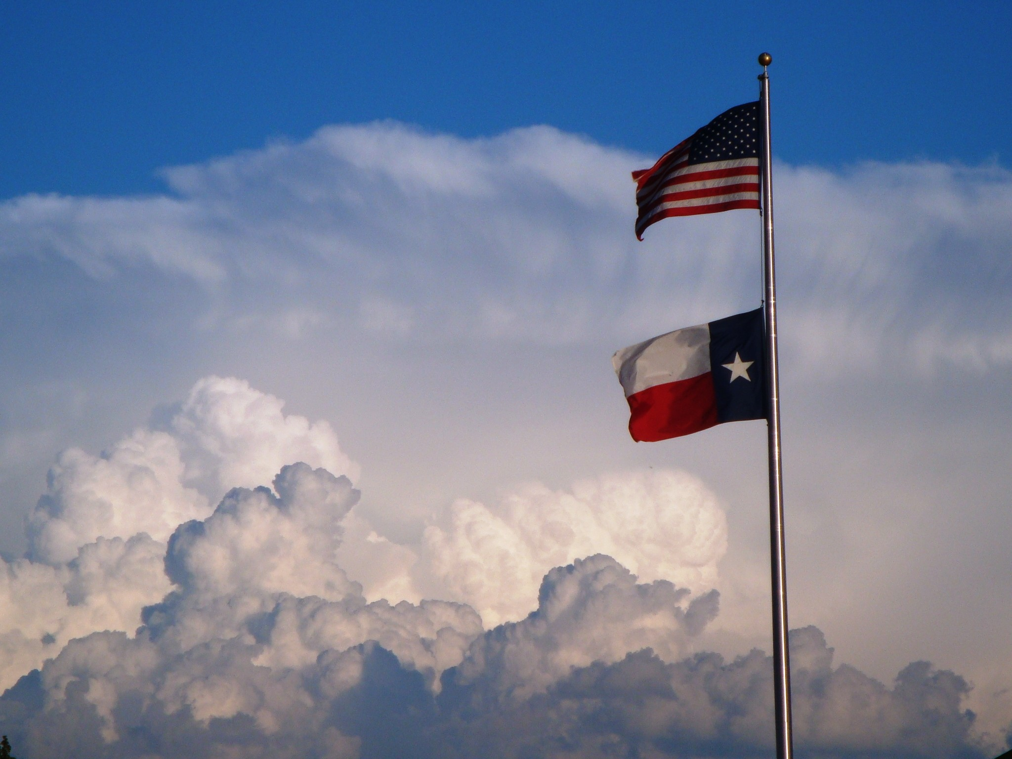 2048x1536 State Of Texas Flag Wallpaper United states and texas flag