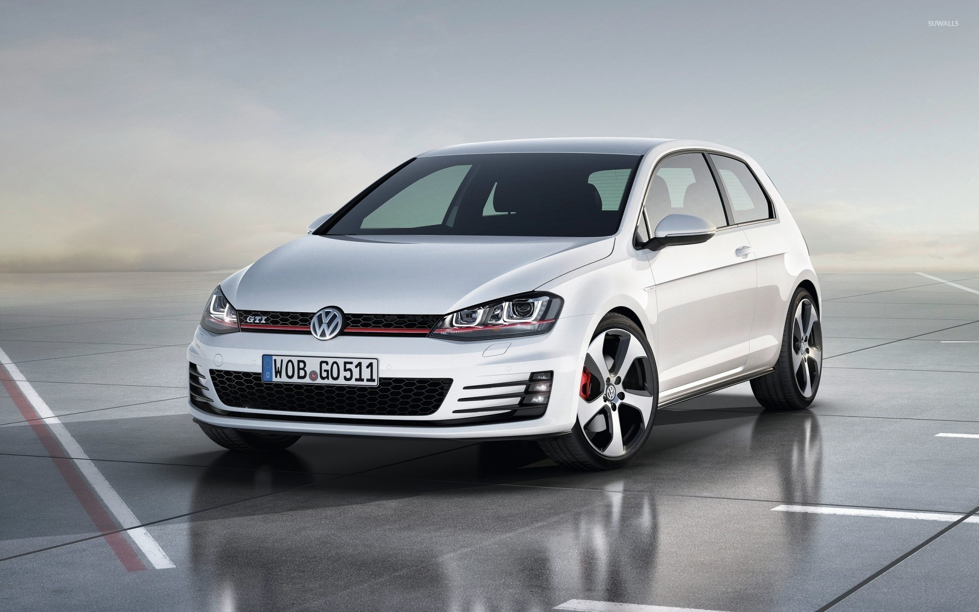 1920x1200 Volkswagen Golf Mk7 2 Wallpaper Car Wallpapers 46327