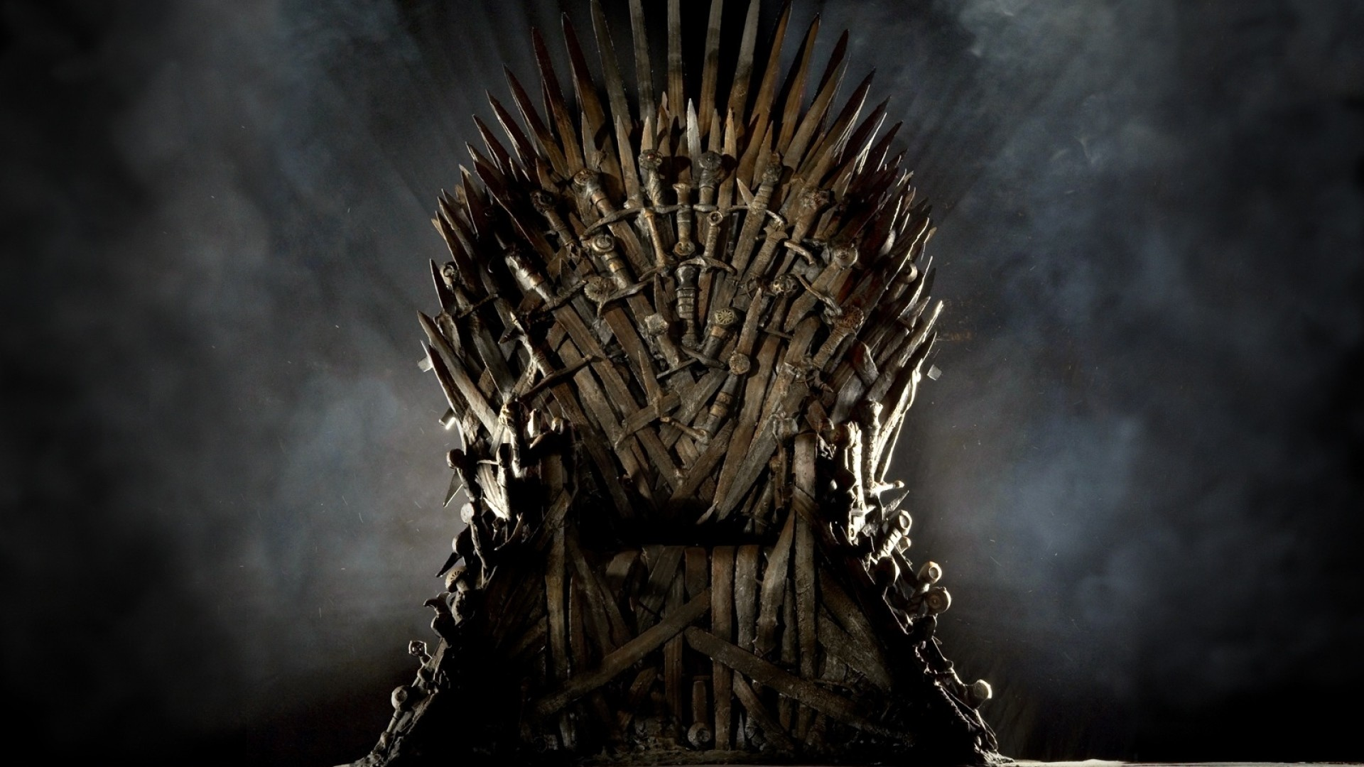 1920x1080  Wallpaper game of thrones, series, throne, power, sword