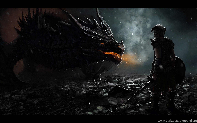 Black Dragon Wallpaper HD (69+ images)